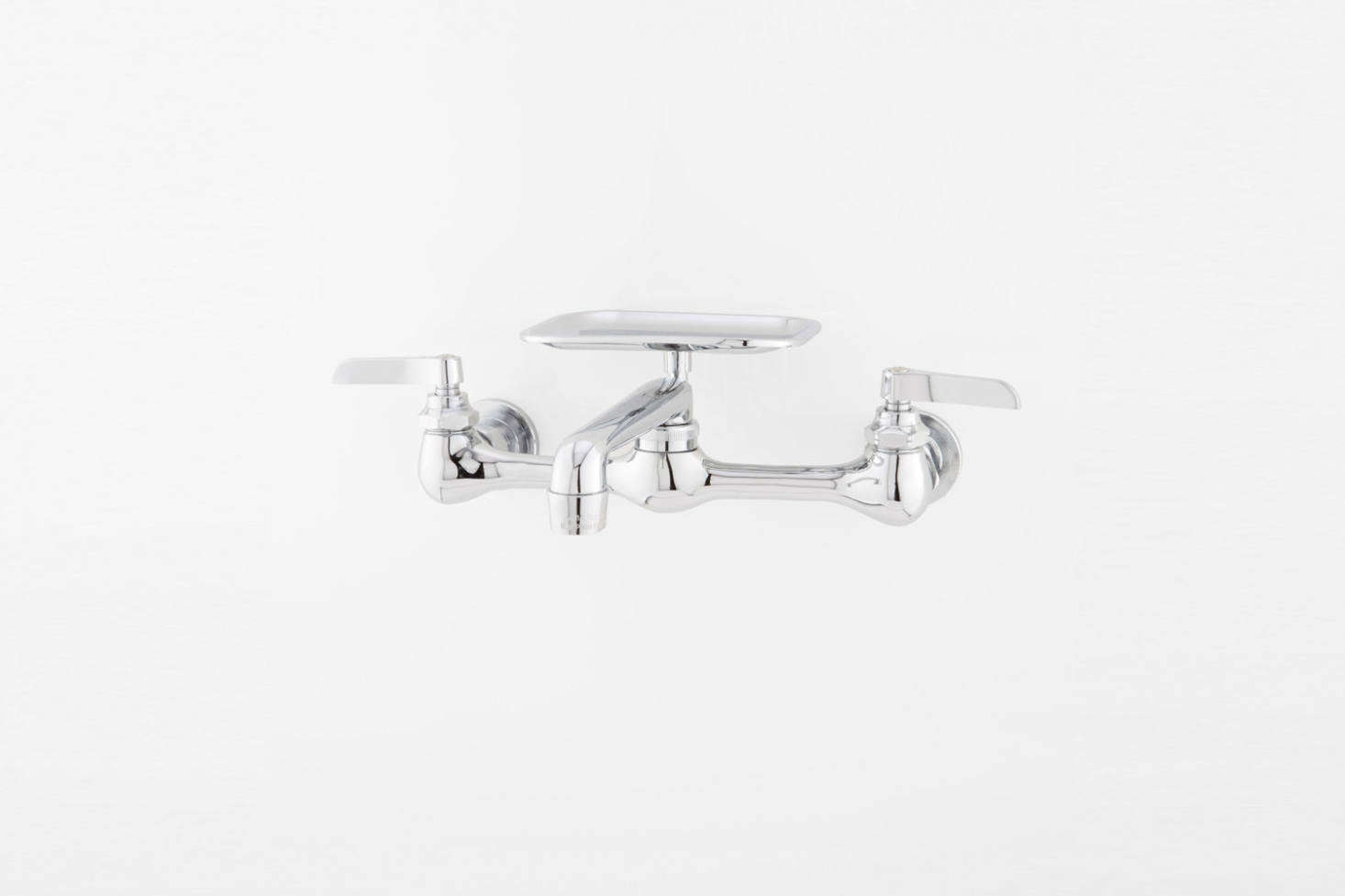 10 Easy Pieces Wall Mounted Kitchen Faucets With Soap Dishes