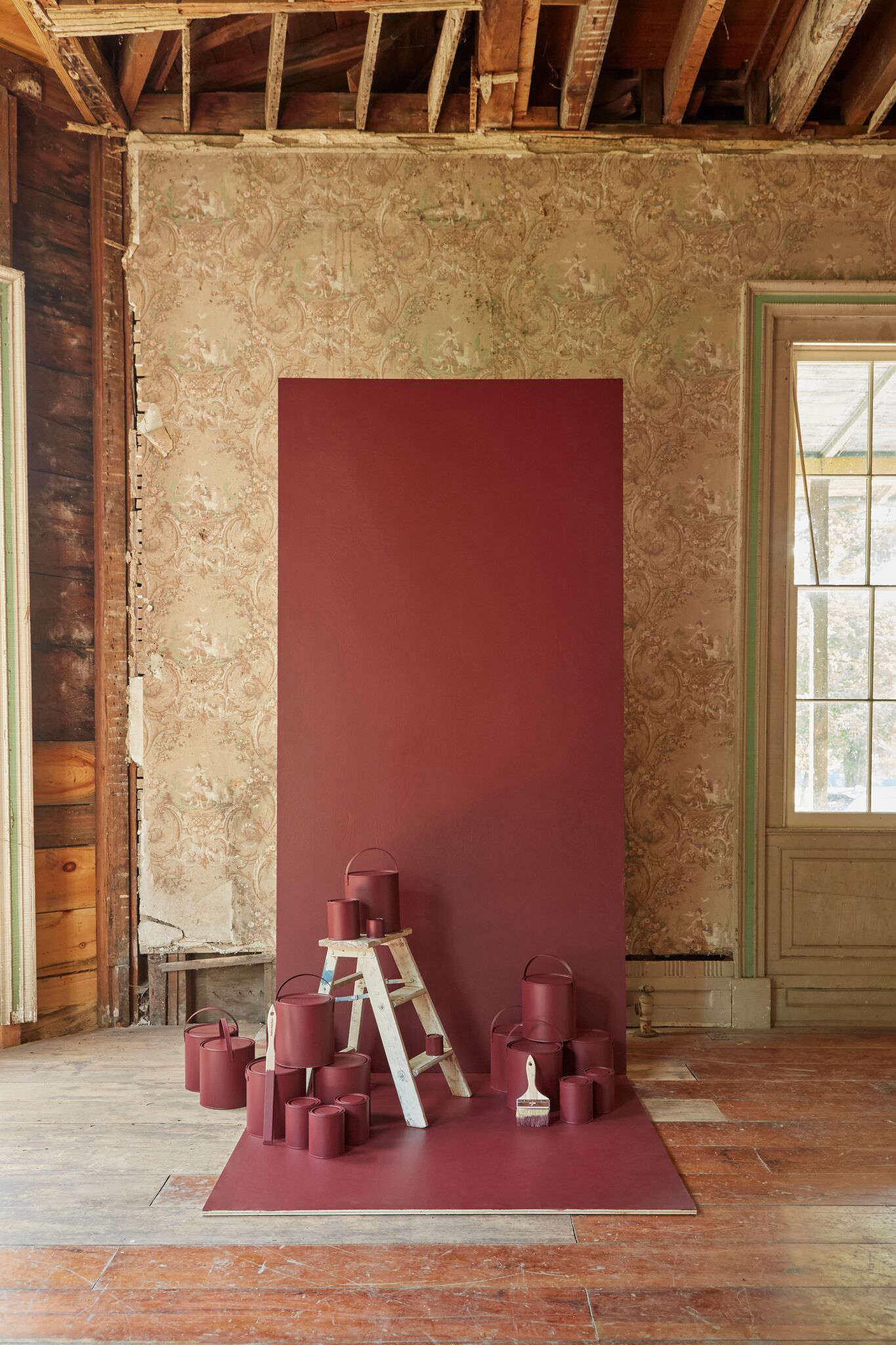 """""""Preference Red is the deepest and richest of our reds and is named in honor of our original trade name, Preference Paints,"""" according to Farrow & Ball. """"It's the preferred red of modern homes."""""""
