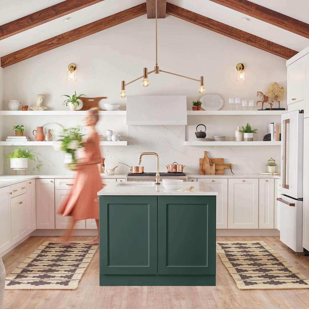 Bronze Kitchen Appliances: Appliance Report: GE's New Customizable Café Range