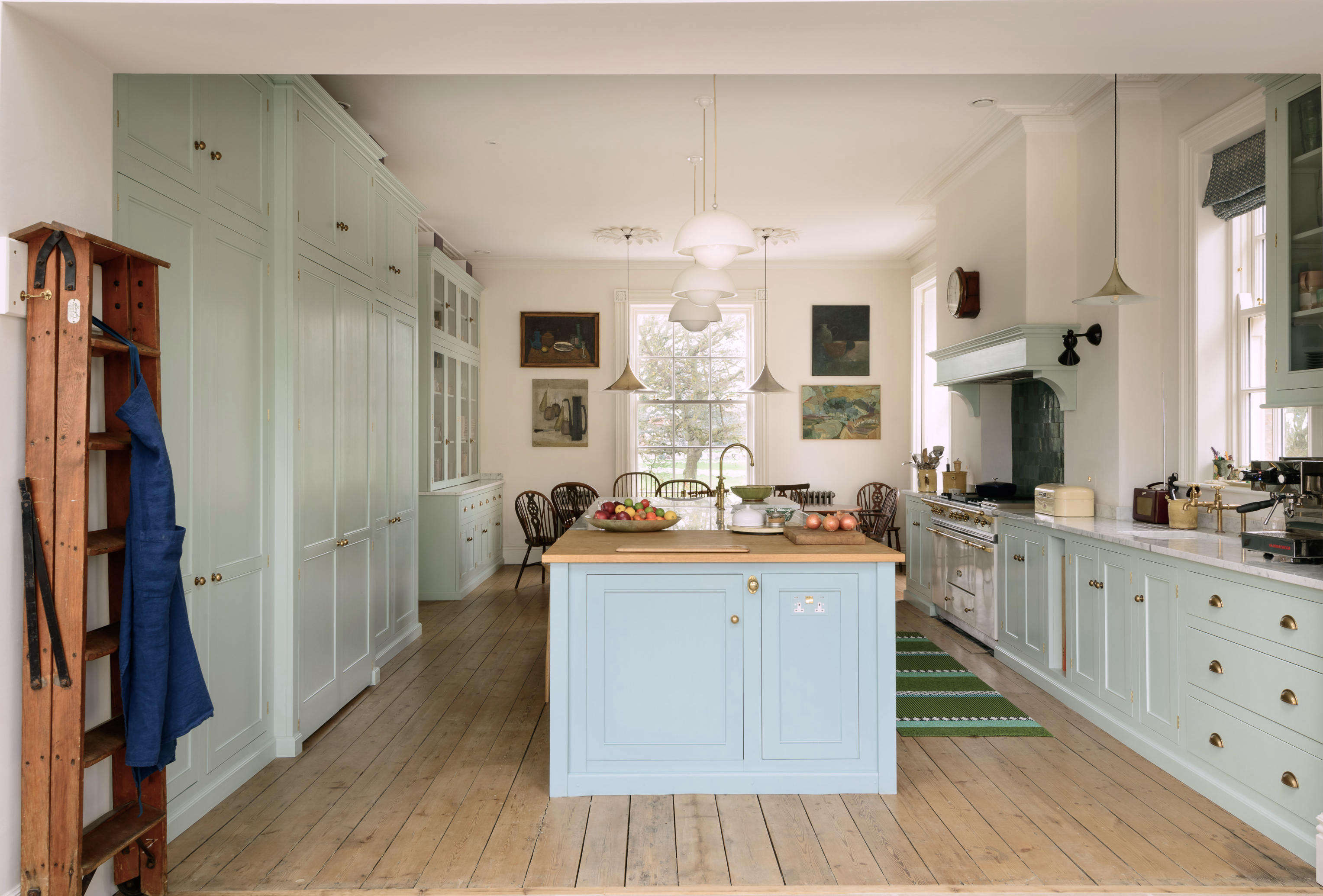 From Devol A Dream English Kitchen Size Extra Large For Family Living And Entertaining