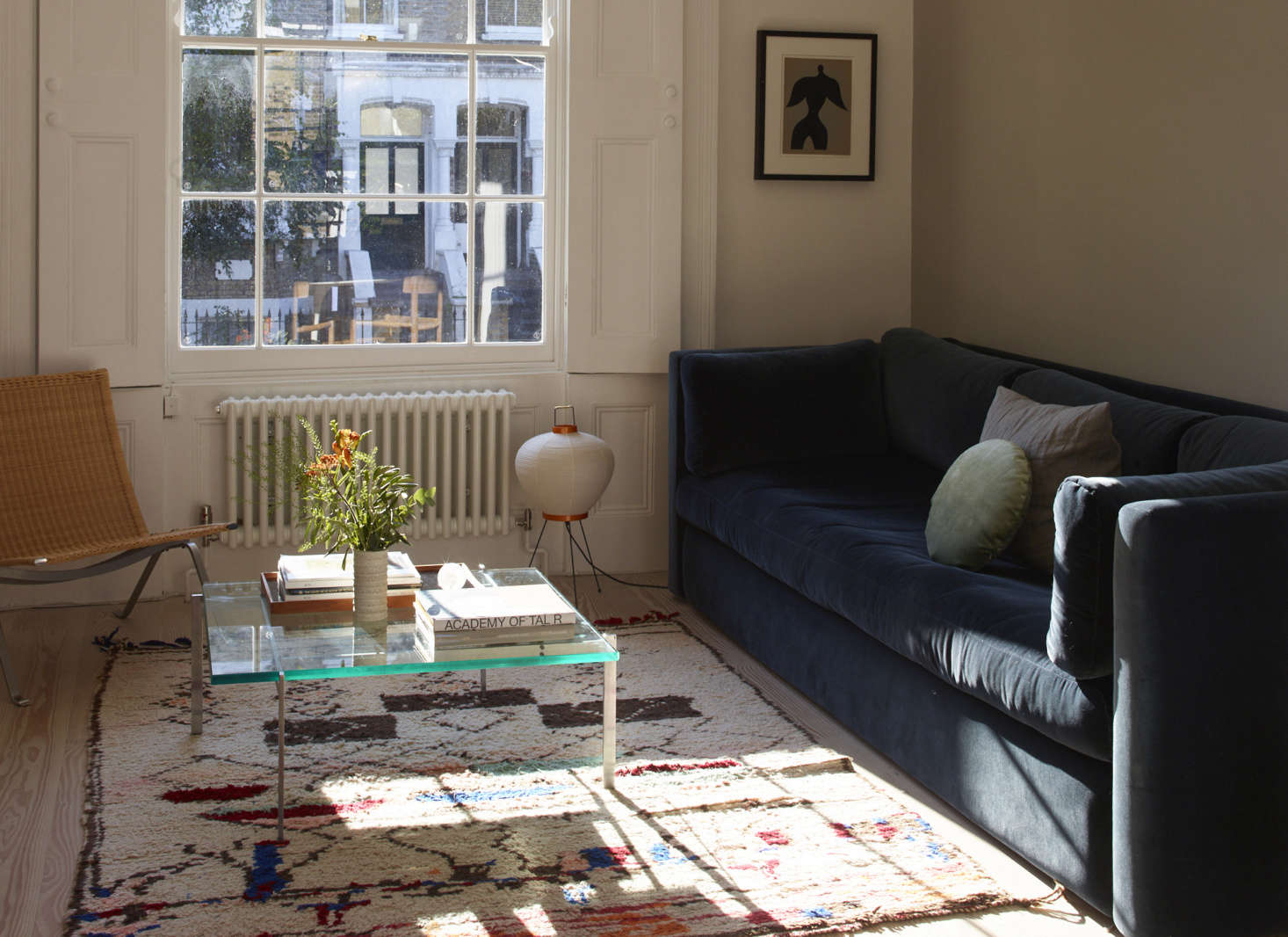 Excellent A Star Is Born A Rehabbed London Maisonette From A Newly Machost Co Dining Chair Design Ideas Machostcouk
