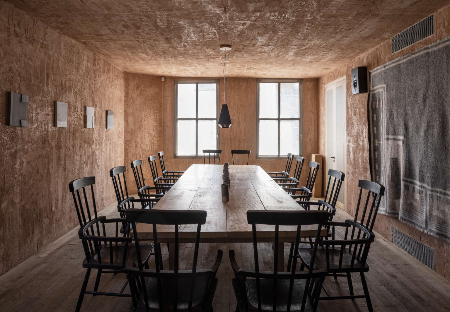 Restaurant Visit: Mãos at Blue Mountain School, London's Creative Club of the Moment