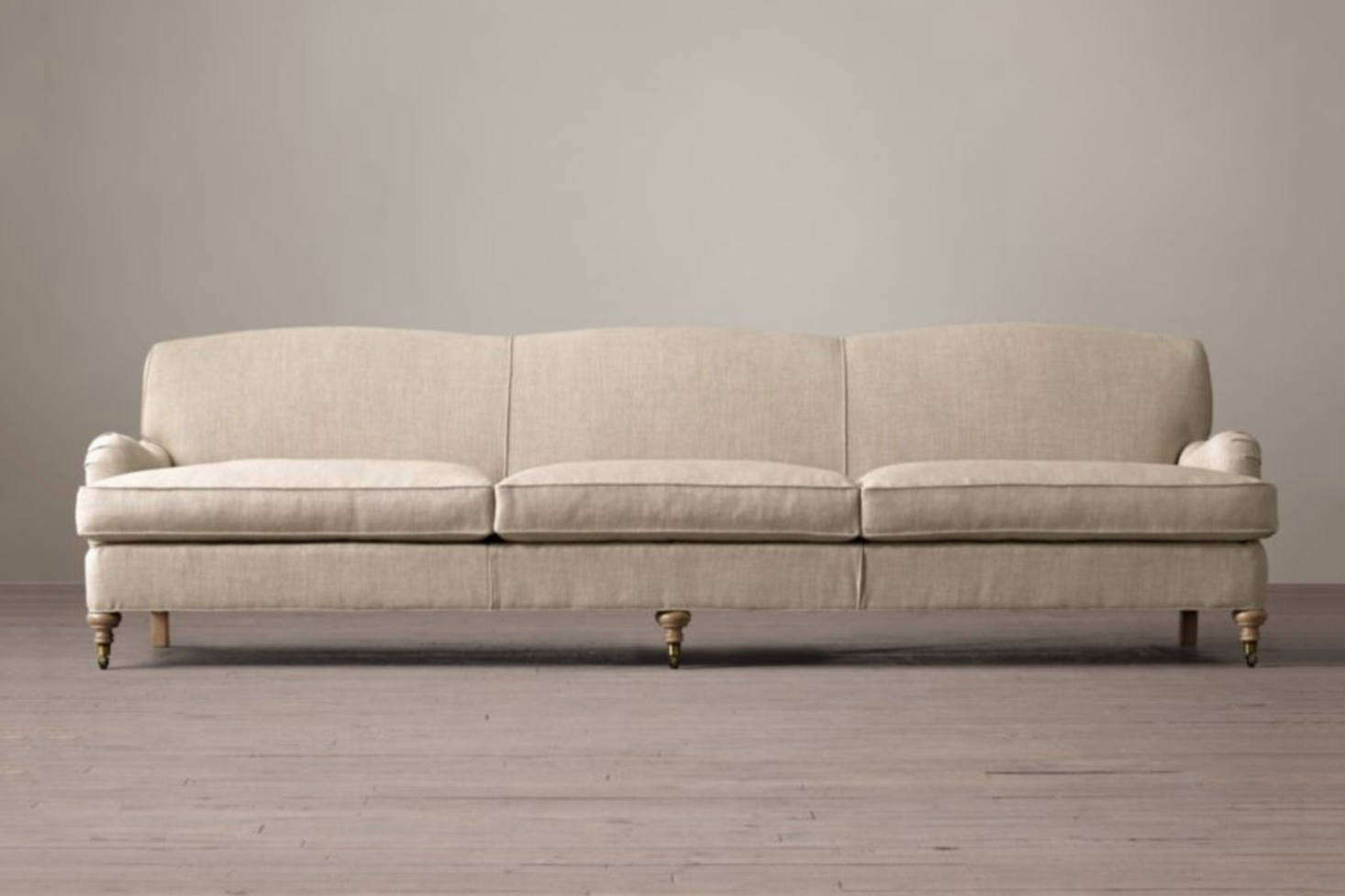Remarkable 10 Easy Pieces The English Roll Arm Sofa Remodelista Download Free Architecture Designs Crovemadebymaigaardcom