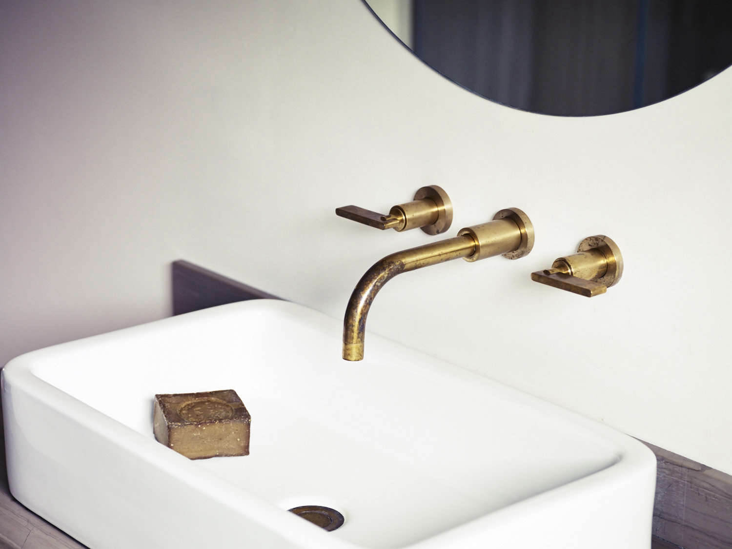 Handmade Faucets And Taps From Studio Ore In England