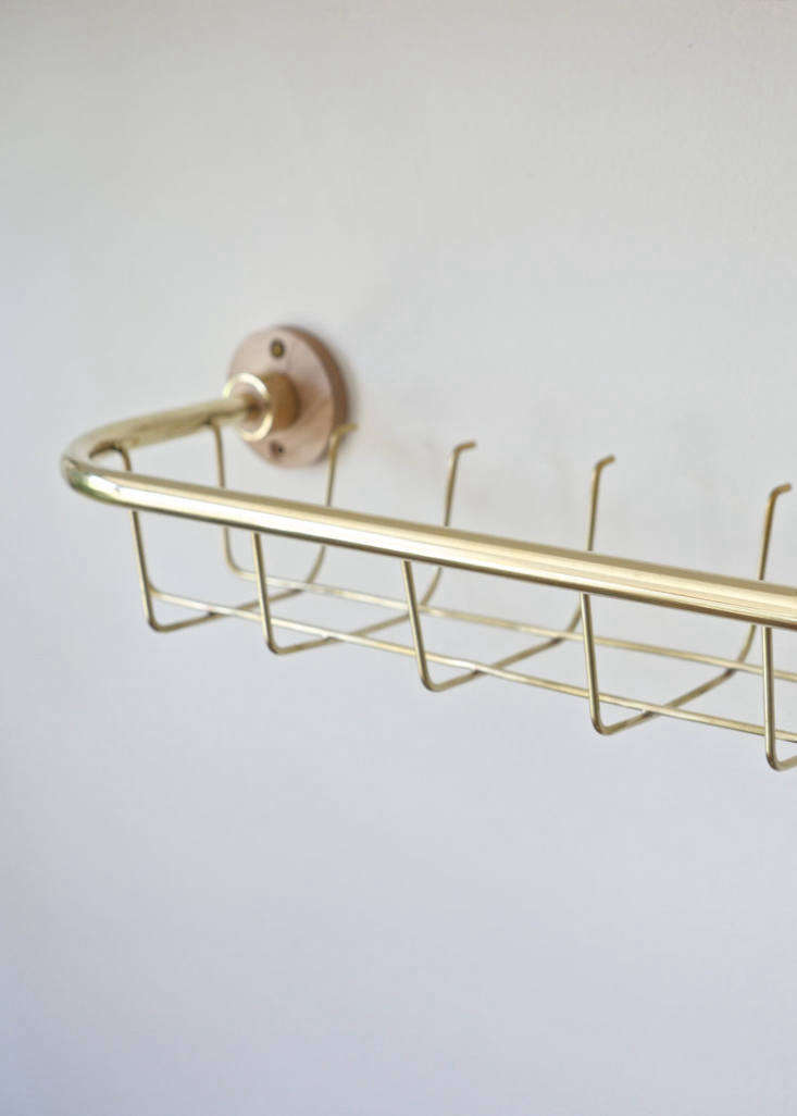 Brass Basket from Accordance with Nature