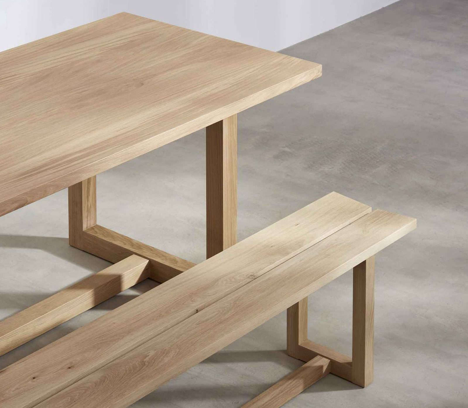 10 Easy Pieces: Modern Refectory Tables - Remodelista