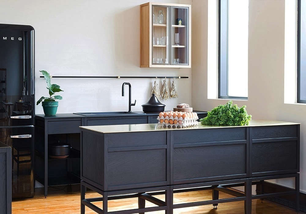 Coquo: Modular, Made-to-Last Furniture for Kitchens and Beyond, from Montreal