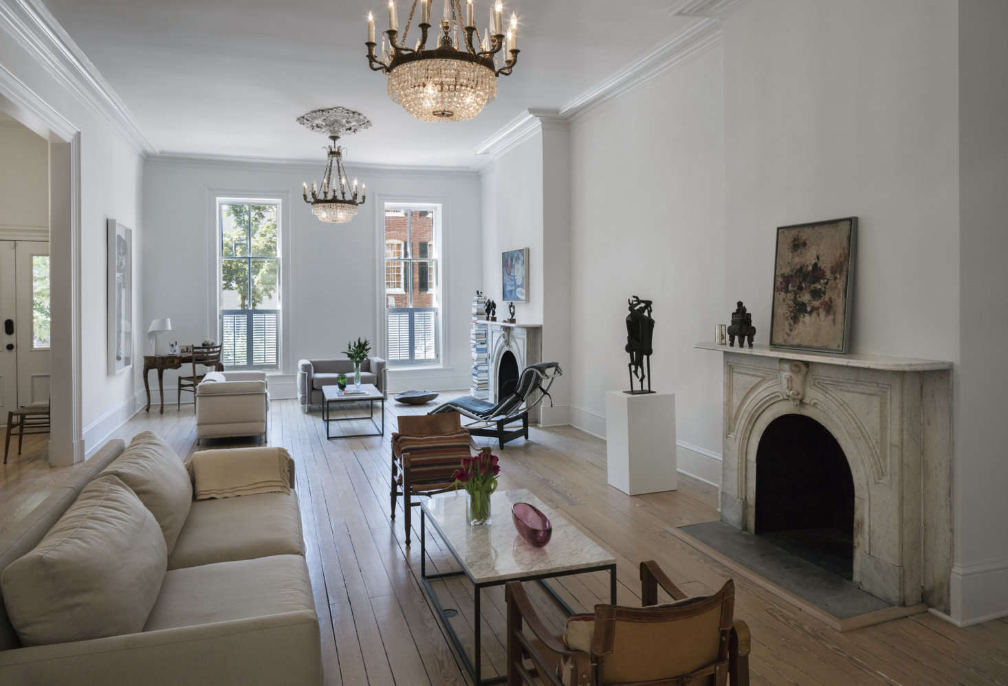 Ben Bradlee Slept Here: The Legendary Journalist's Georgetown House Changes with the Times