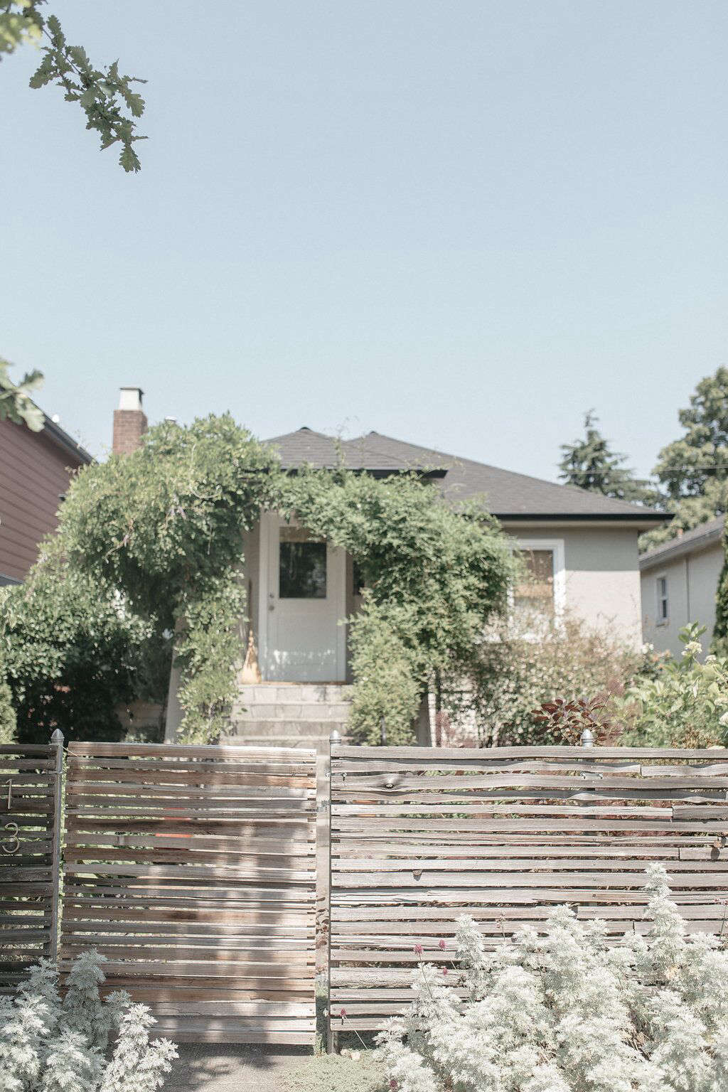 Pale and Interesting: An Artful and Economical Renovation in Vancouver, BC