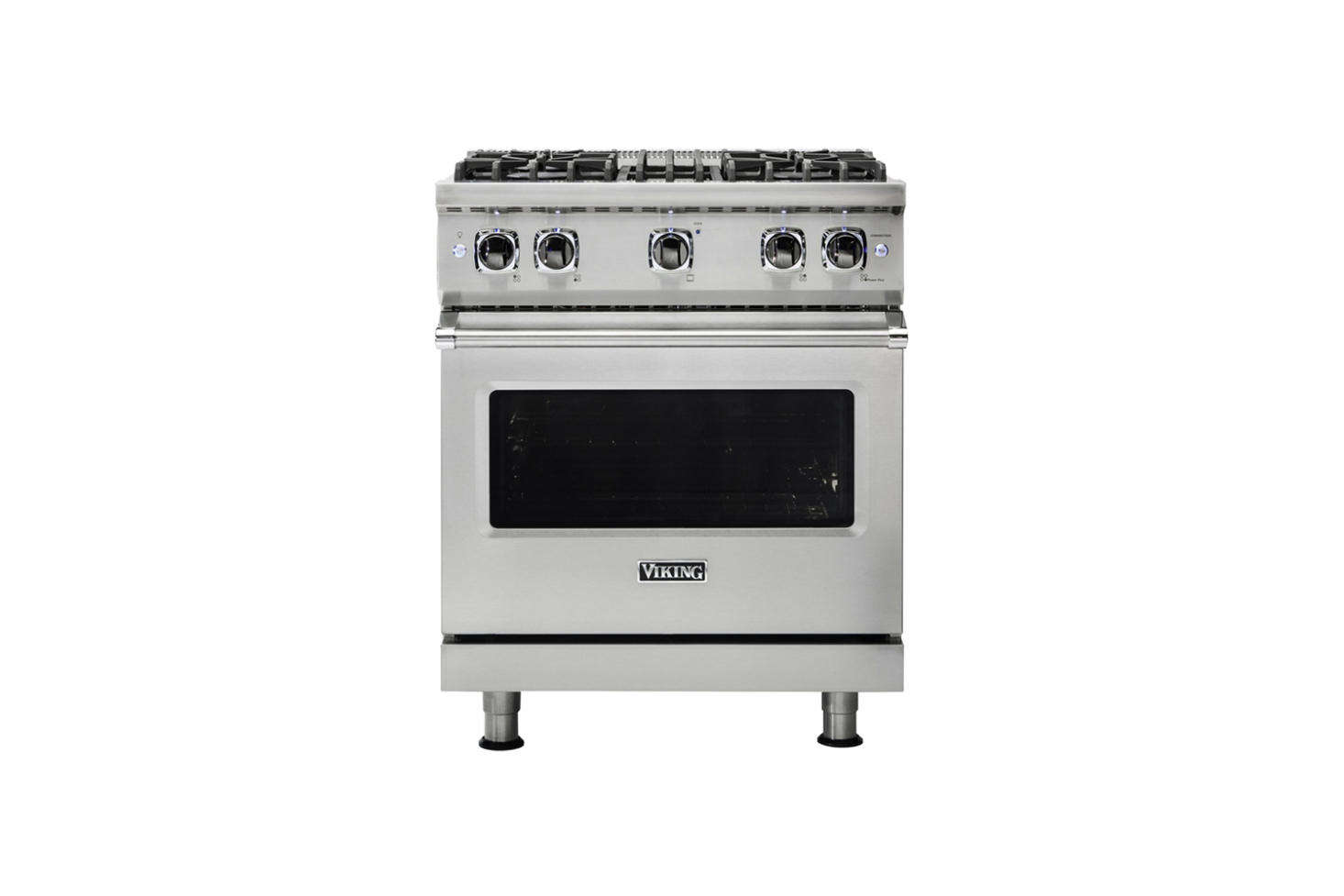 The Viking Professional 5 Series (VGR5304BSSLP) 30-Inch Freestanding Gas Range is $4,849 at AJ Madison.