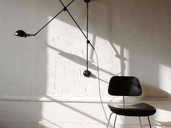 Wo we industrial chic lighting from villeurbanne france