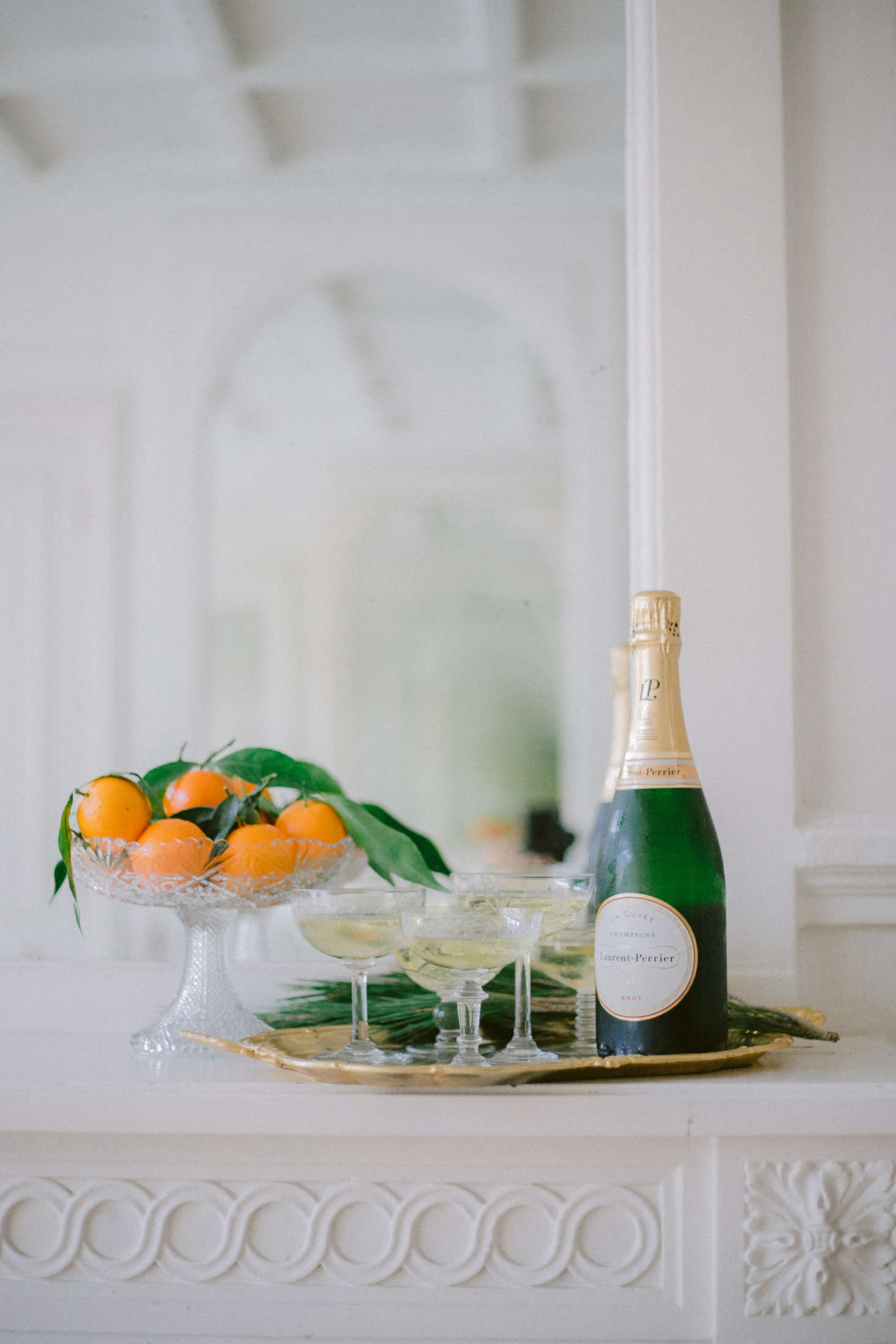 Need last-minute New Year's inspiration? SeeHow to Throw a Holiday Party the French Way.