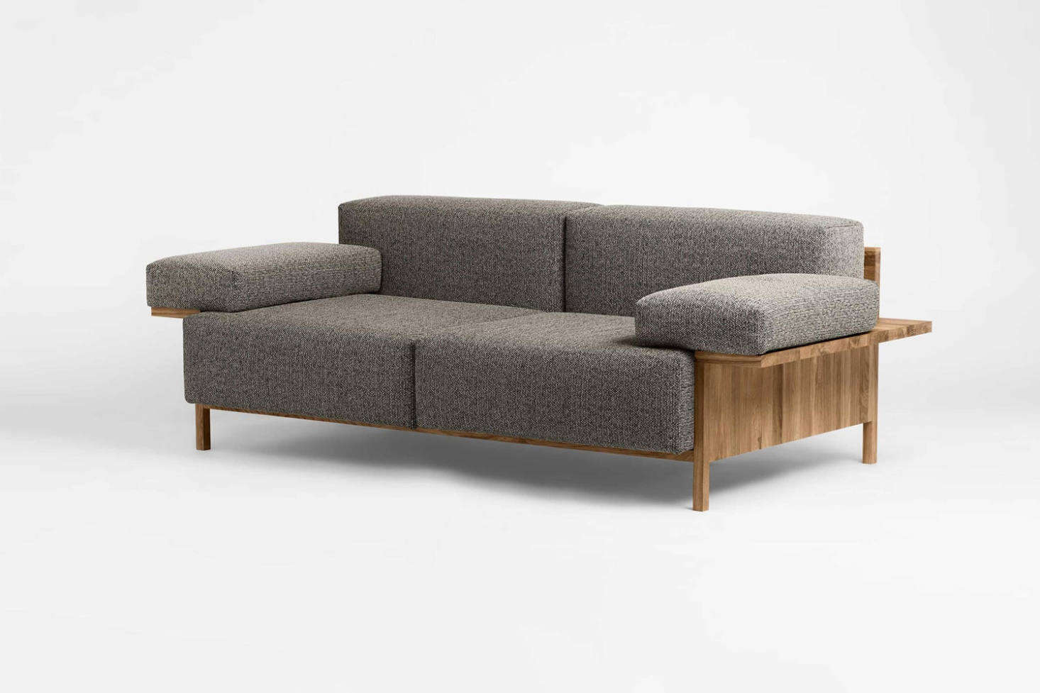 10 Easy Pieces: Modern Wood Frame Sofas - Remodelista