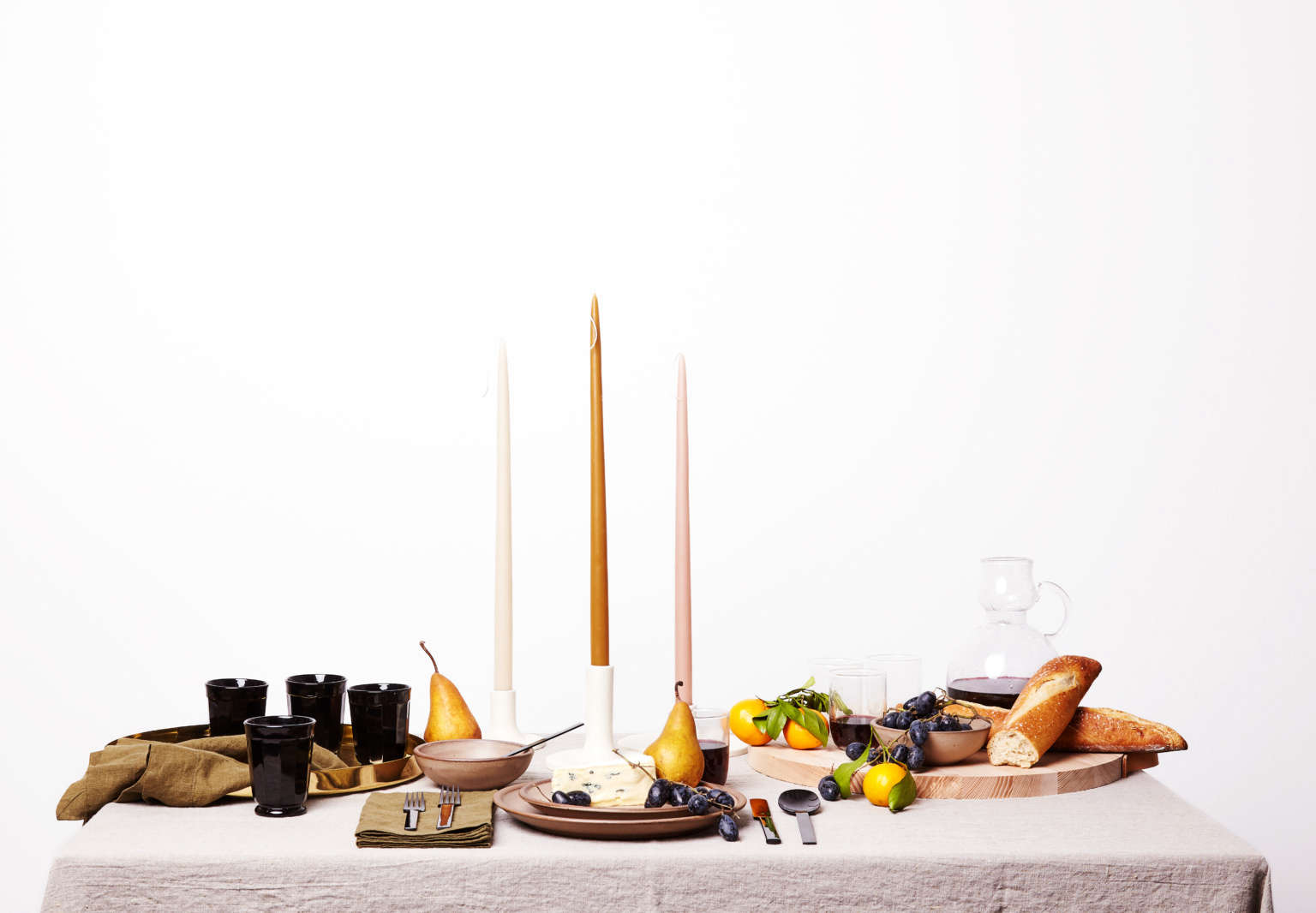 Enter to Win a Holiday Tablescape Curated by the Editors of Remodelista