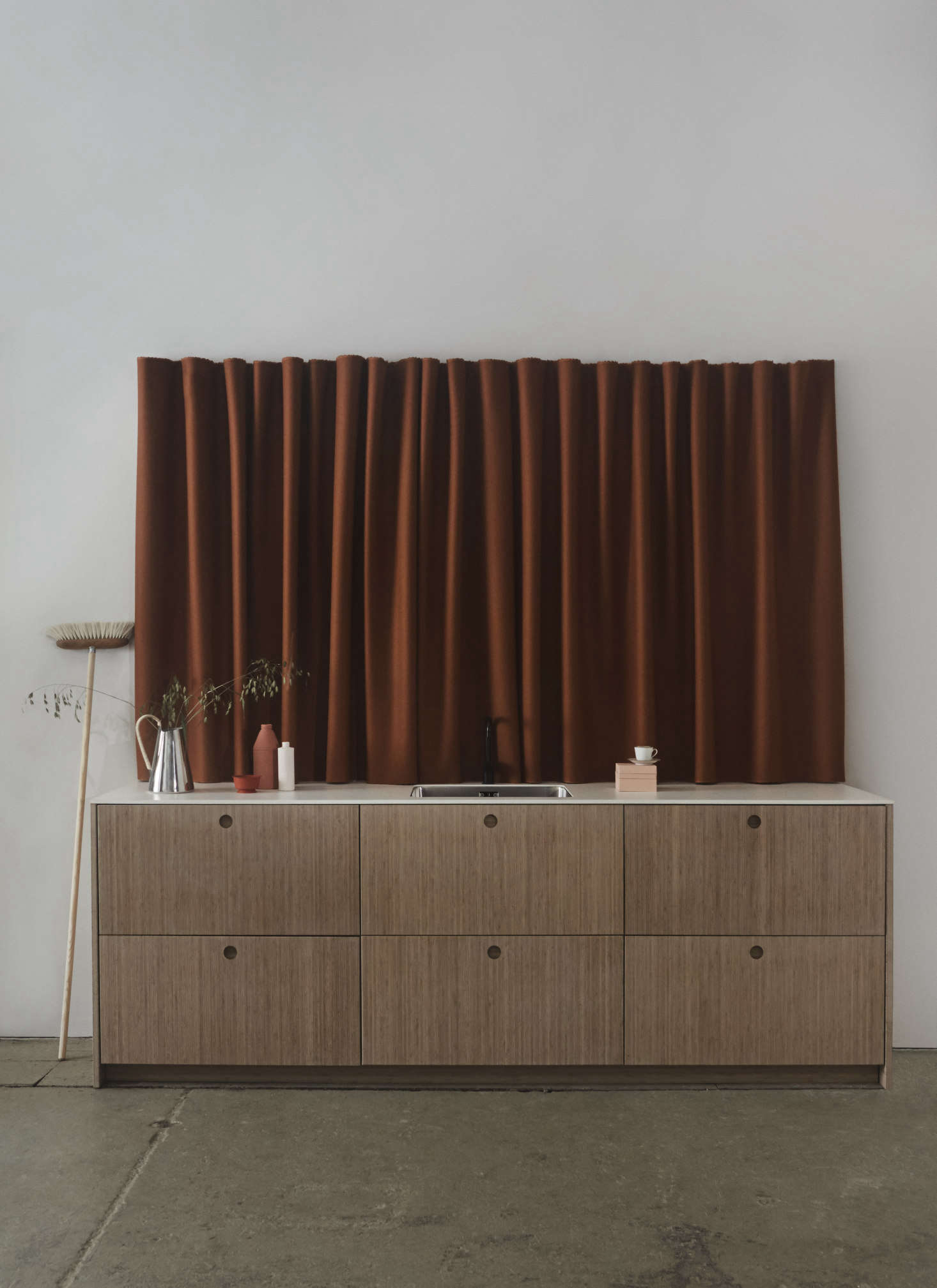 Ask Og Eng S A Collection Is Group Of Handmade Bamboo Cabinet Fronts Designed To Fit
