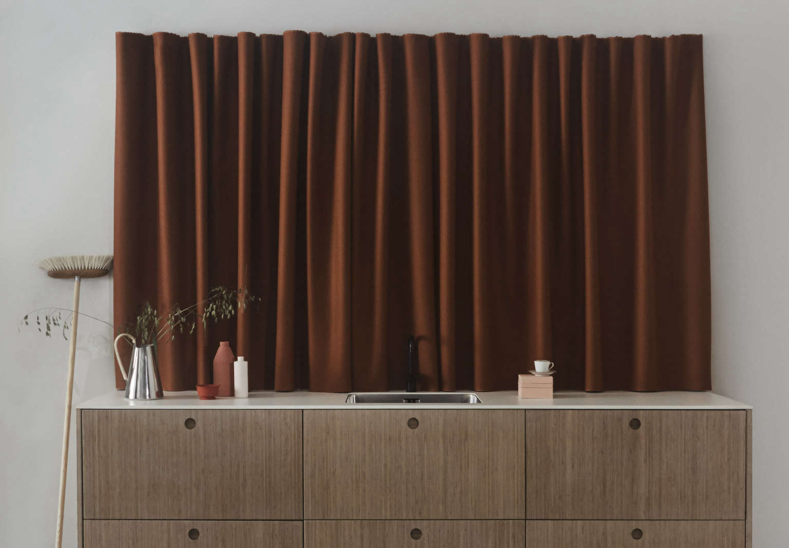 Ikea Elevated: Kitchen Cabinet Fronts Made of a Surprise Sustainable Material