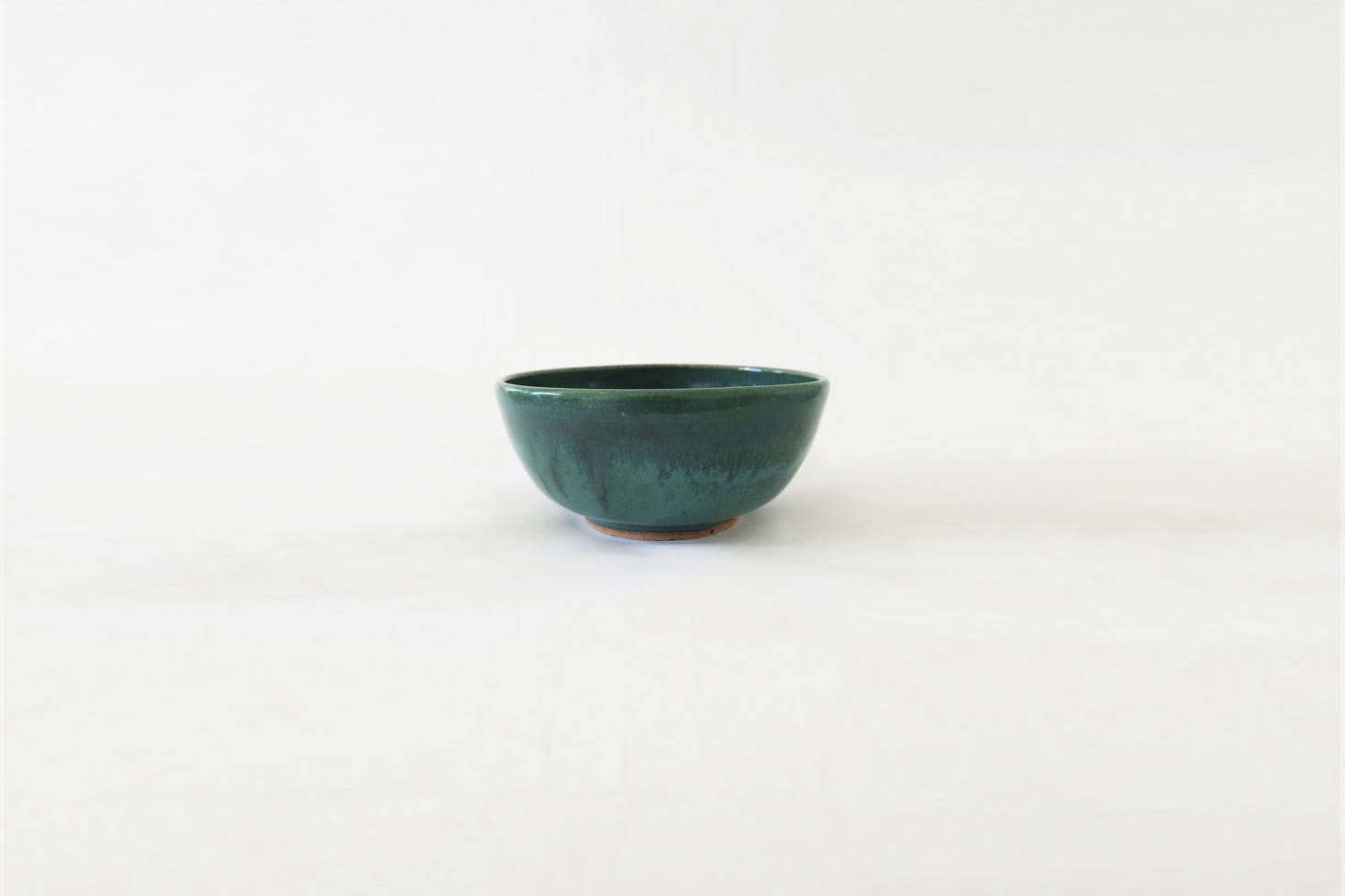 The handmade Dark Green Ceramic Bowl is $ from Etsy seller Avocation Design based in Los Angeles.
