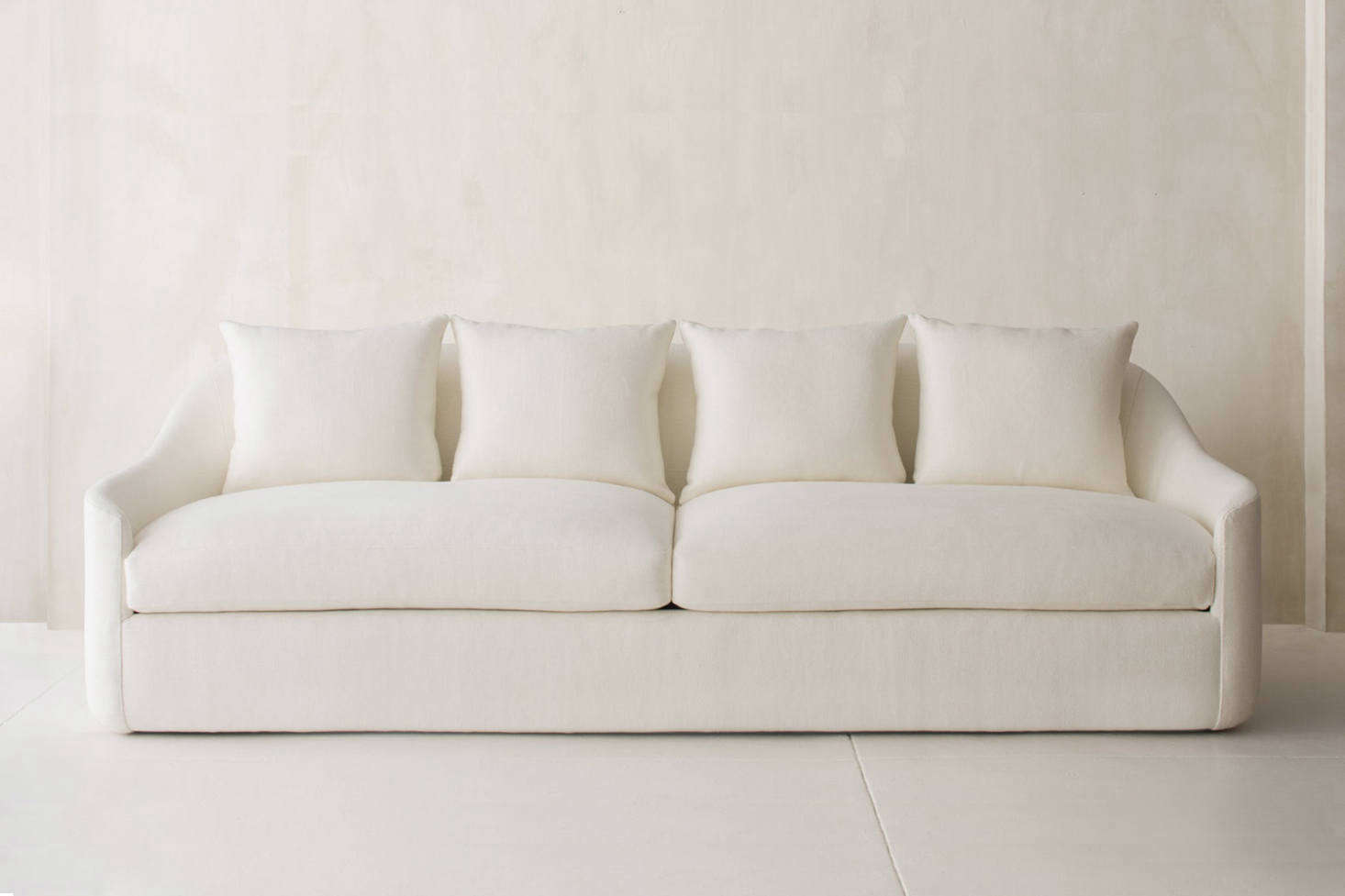 10 Easy Pieces: The Perfect High-End Luxury Sofa