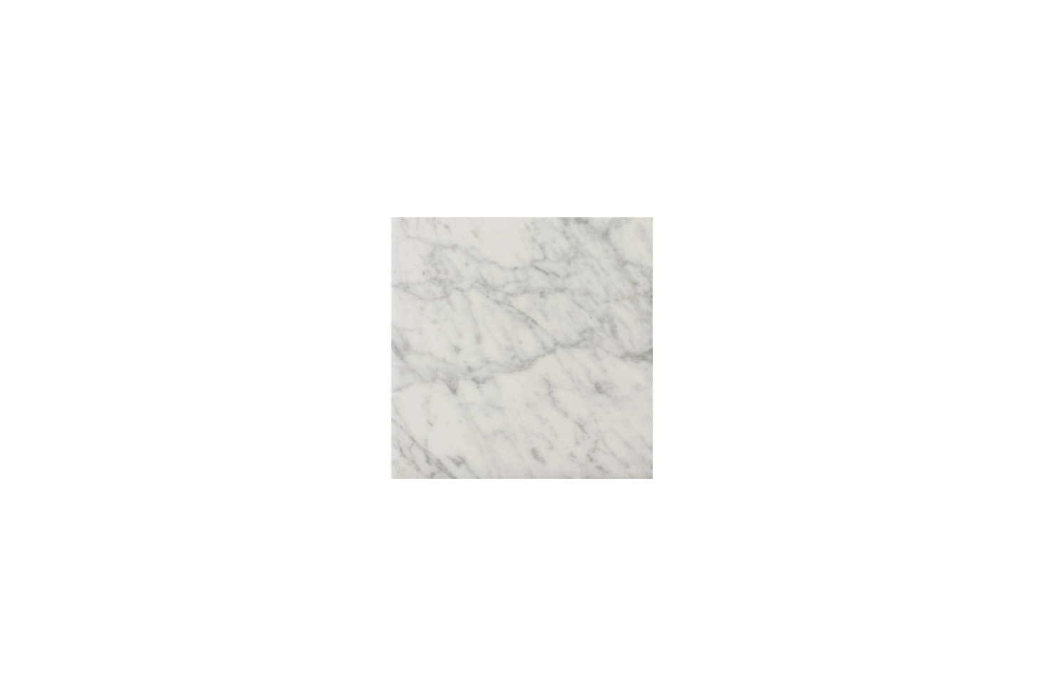 The Emser Bianco Gioia 18×18 Inch Marble Floor and Wall Tile is $26.48 per tile at The Home Depot.