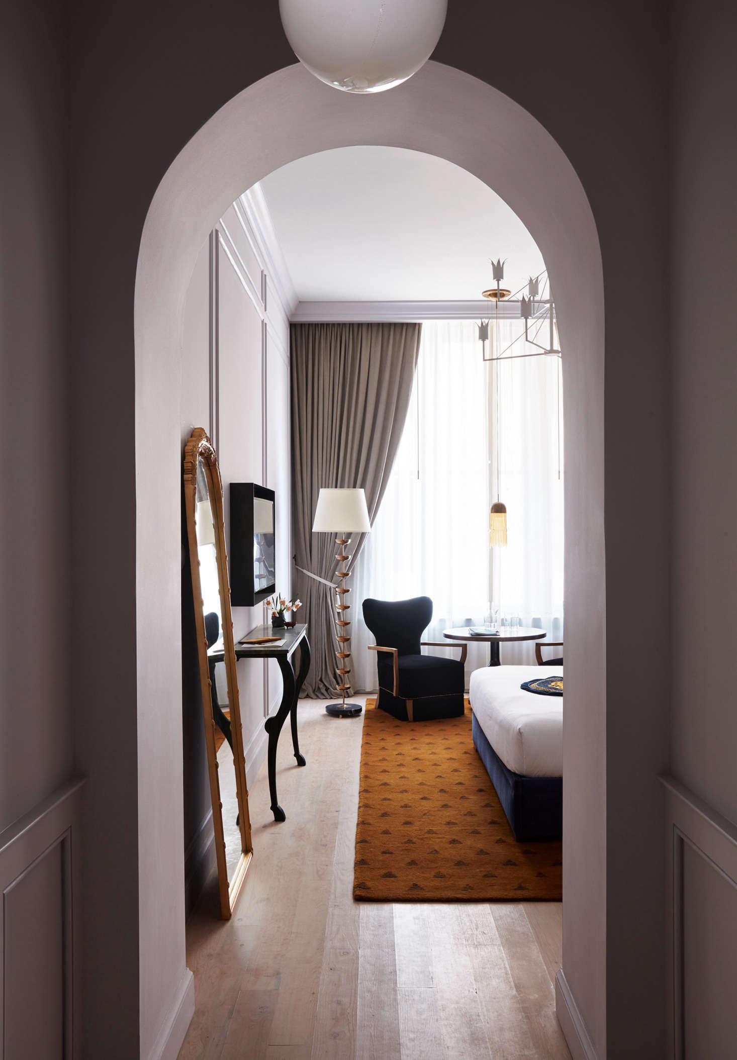 Maison de la Luz: A Luxe New Guesthouse in New Orleans, by Atelier Ace