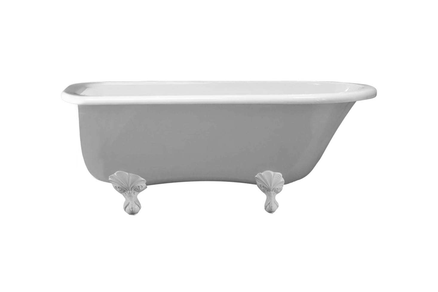 The Victoria & Albert Wessex Roll Rim with Optional Classic Ball and Claw Feet is $2,116.50 at Quality Bath.