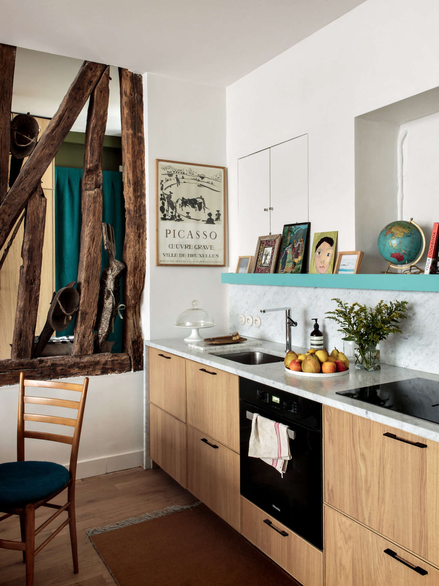 Combining Apartments To Gain Space An Architect S Family