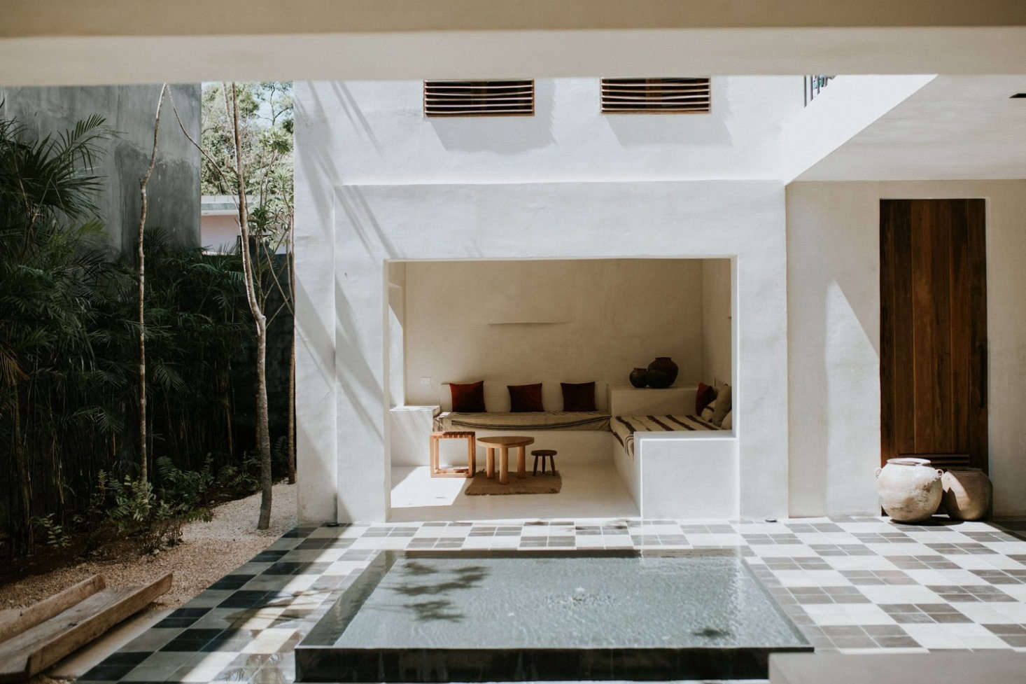 Minimalism on the Mayan Coast: The Hacienda-Style Casa Pueblo in Tulum