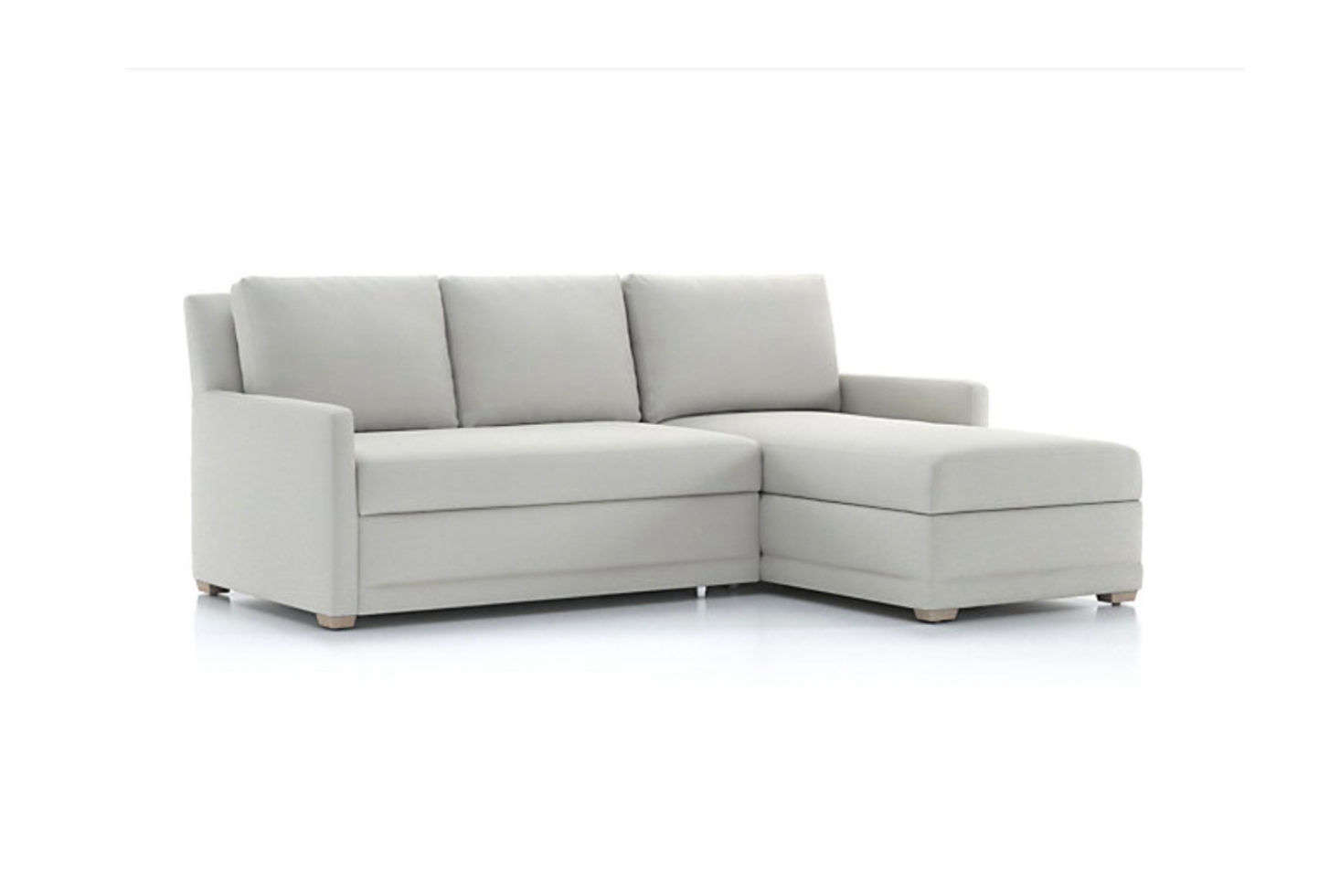 And, multitasking furniture is an essential in small spaces. See the editors picks for good-looking options in8 Favorites: Surprisingly Attractive Sofas With Storage.