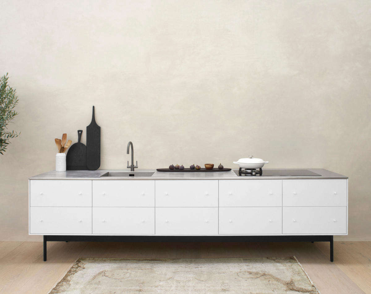 Kitchen of the Week: New Kitchen Components from an English Sculpture-Turned-Artisan