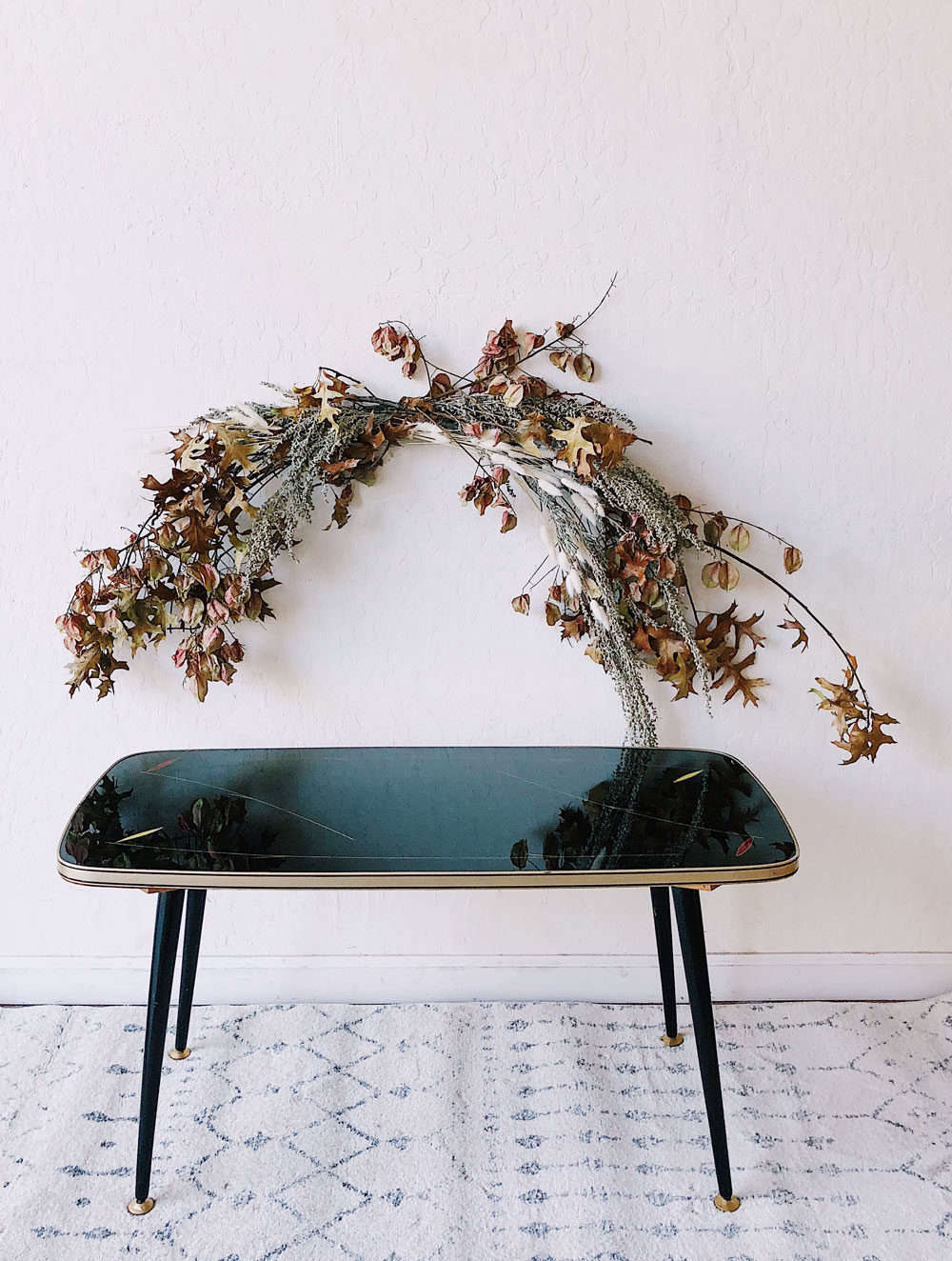 The cleverly named Super Marché is a collaboration between Elsie Green and design blogger (and longtime Remodelista friend) Victoria Smith of SF Girl by Bay. Shown here: a vintage Formica Coffee Table; shop here for antique furniture and mirrors.