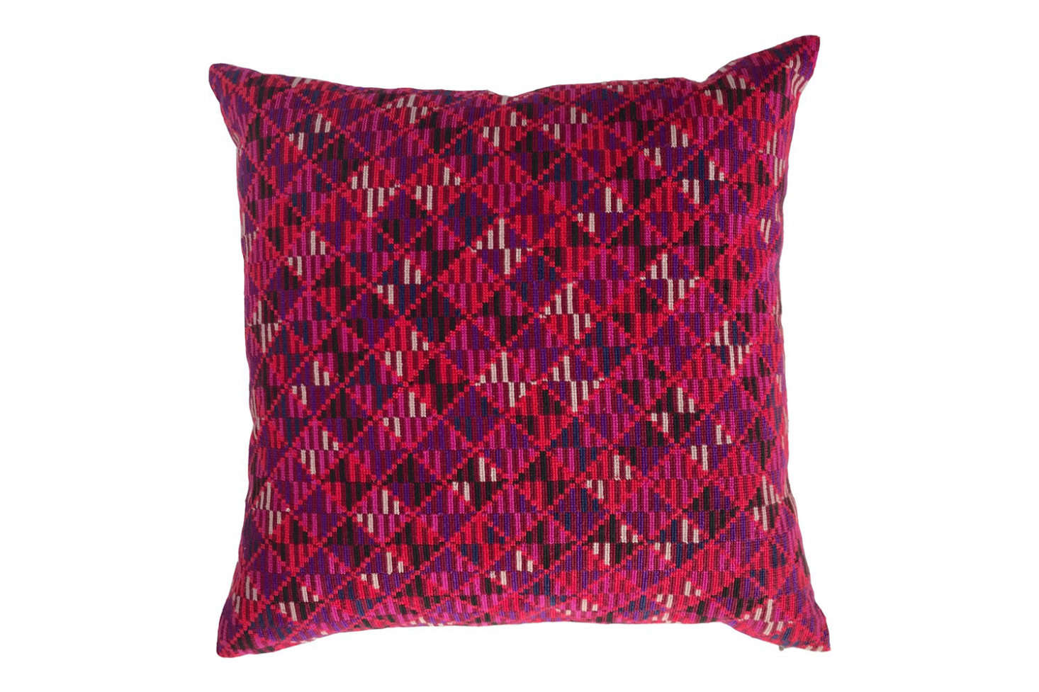 Each pillow is filled with down feathers; the Holy Mount pillow is $380.
