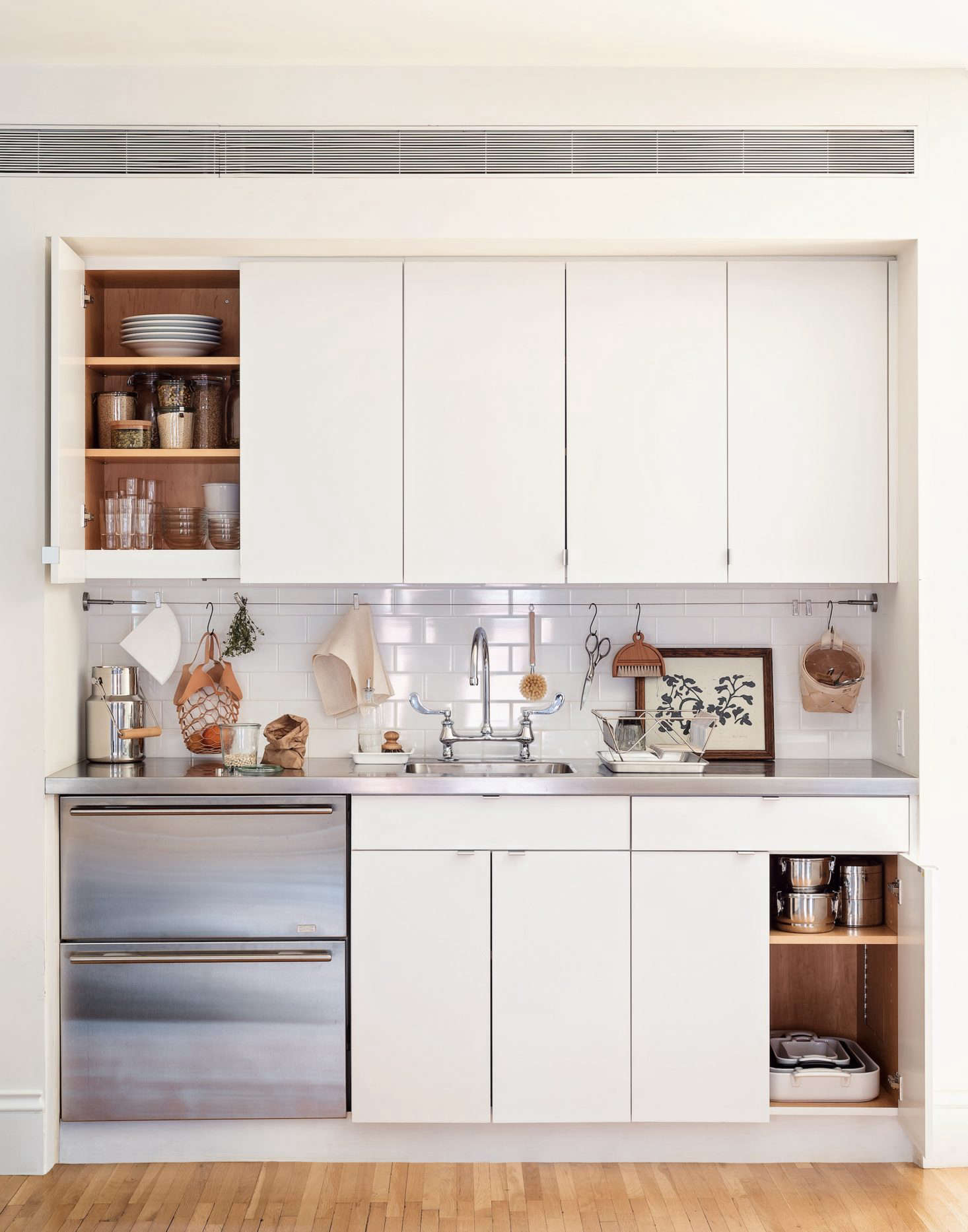 small kitchen storage ideas ikea gallery | Trending on The Organized Home: Space-Saving Storage ...