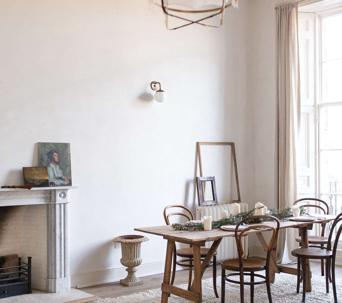 Quiet Beauty in Edinburgh: At Home and Work with Nina Plummer of Ingredients LDN