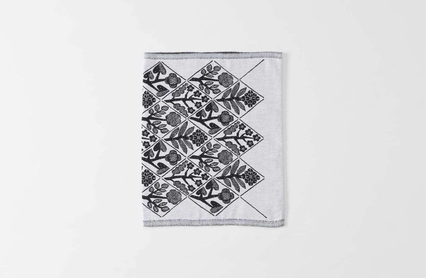 Flower, Stem, Leaf: Whimsical Tablecloths by a Japanese Artist