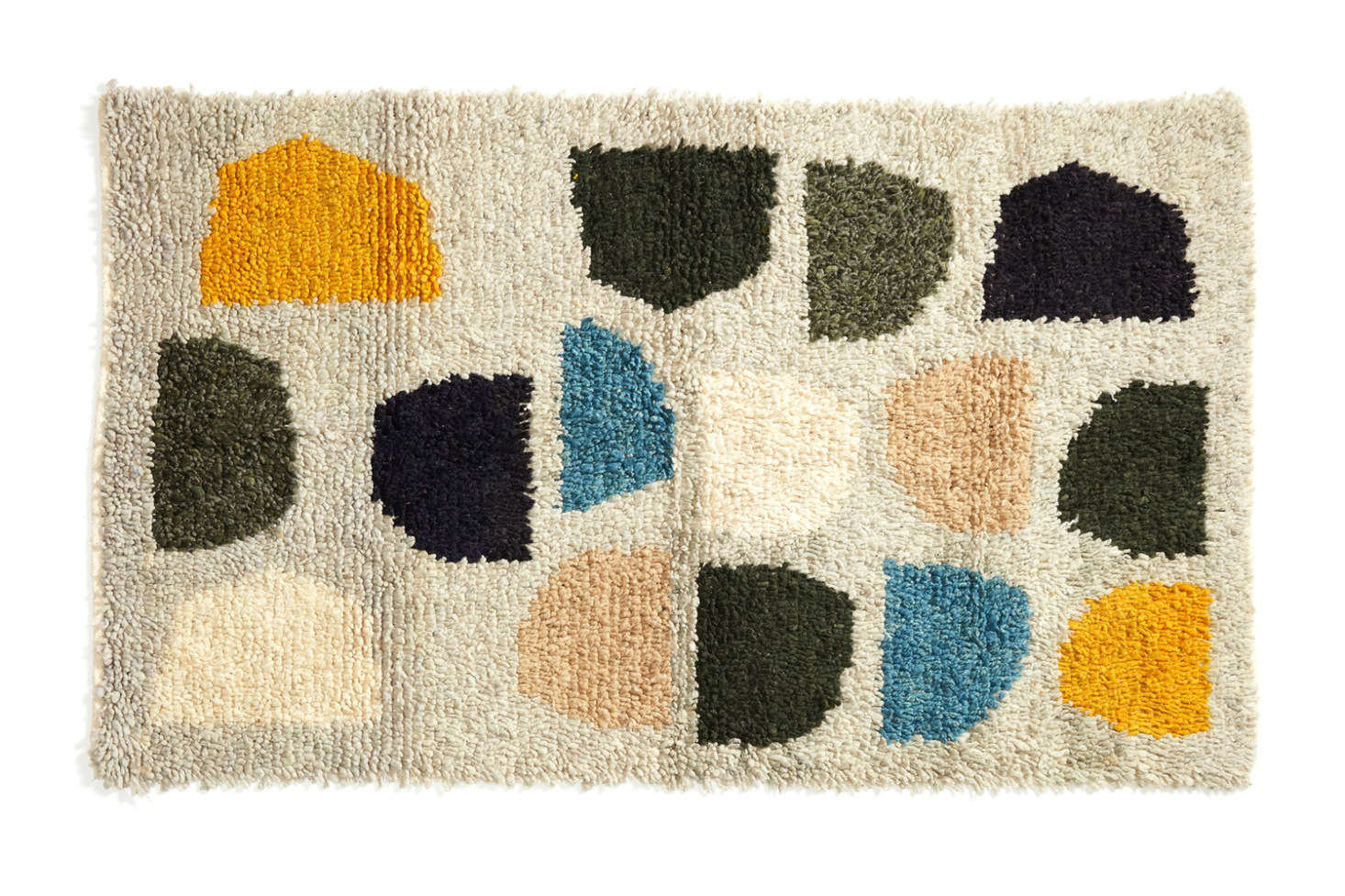 Trend Alert Statement Making Abstract Rugs Remodelista
