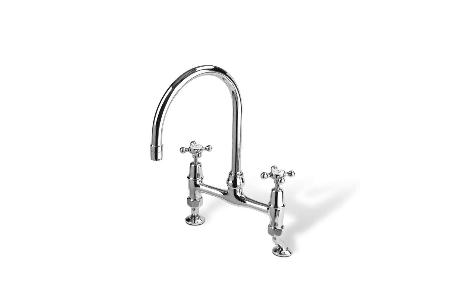 HighLow Bridge Faucets Remodelista