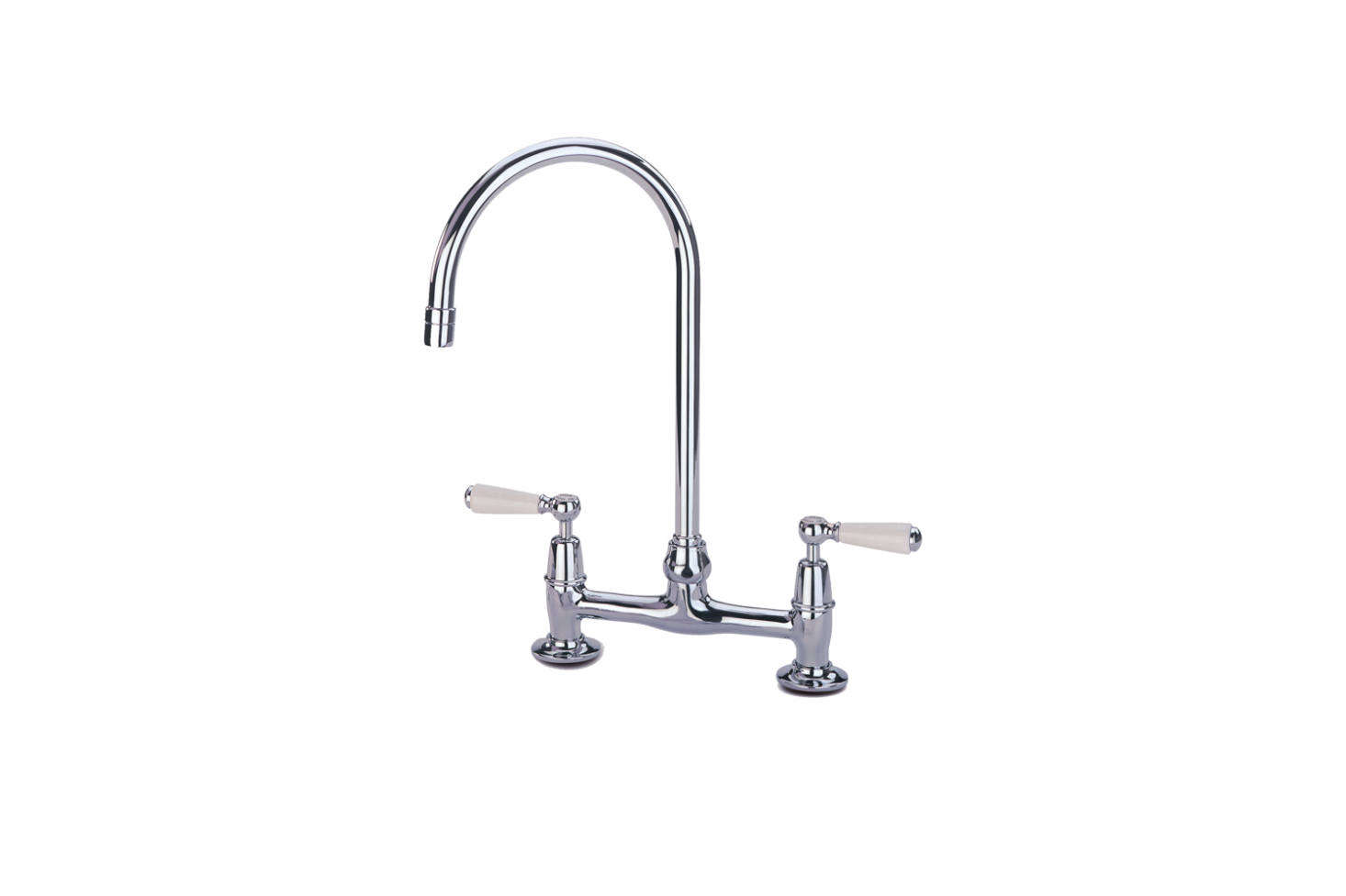 10 Easy Pieces: Traditional Bridge Faucets - Remodelista