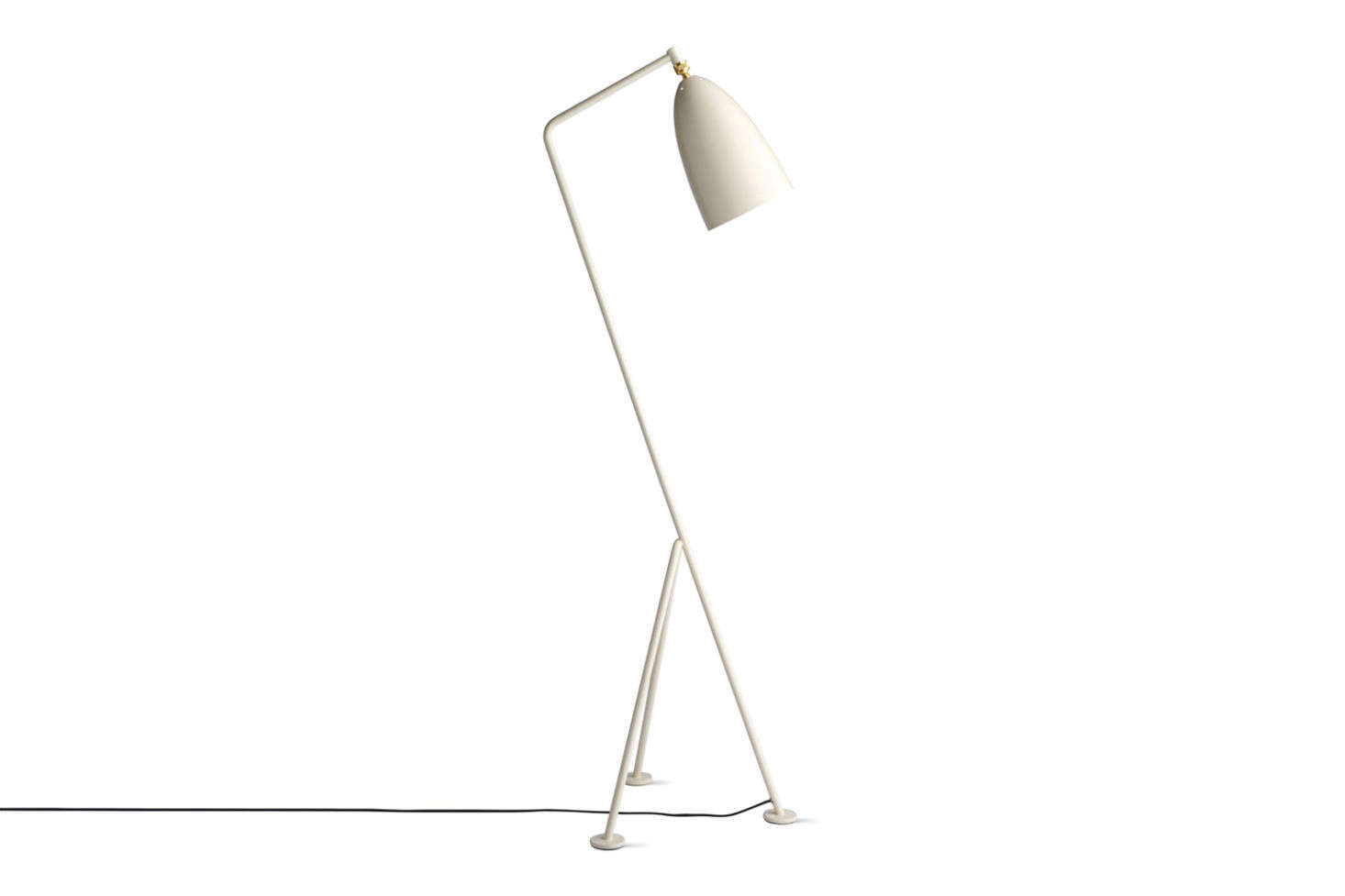 The Grasshopper Floor Lamp by Swedish architect Greta Grossman for Gubi comes in nine colors; $1,030 at Design Within Reach.