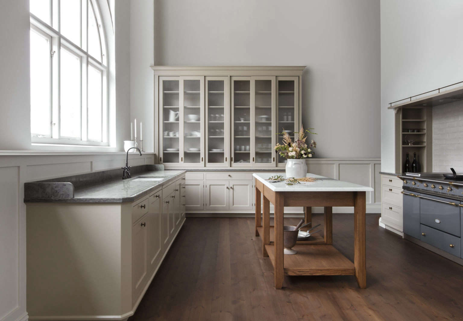 Kitchen of the Week: A Hushed Old-World Swedish Design by Kvänum