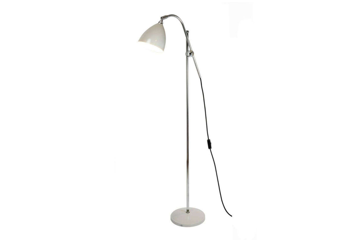 The Anglepoise Original 1227 Floor Lamp is the original version ofSir Kenneth Grange design above. It's made of aluminum and steel in the UK and comes in three colors; $375 at Horne.
