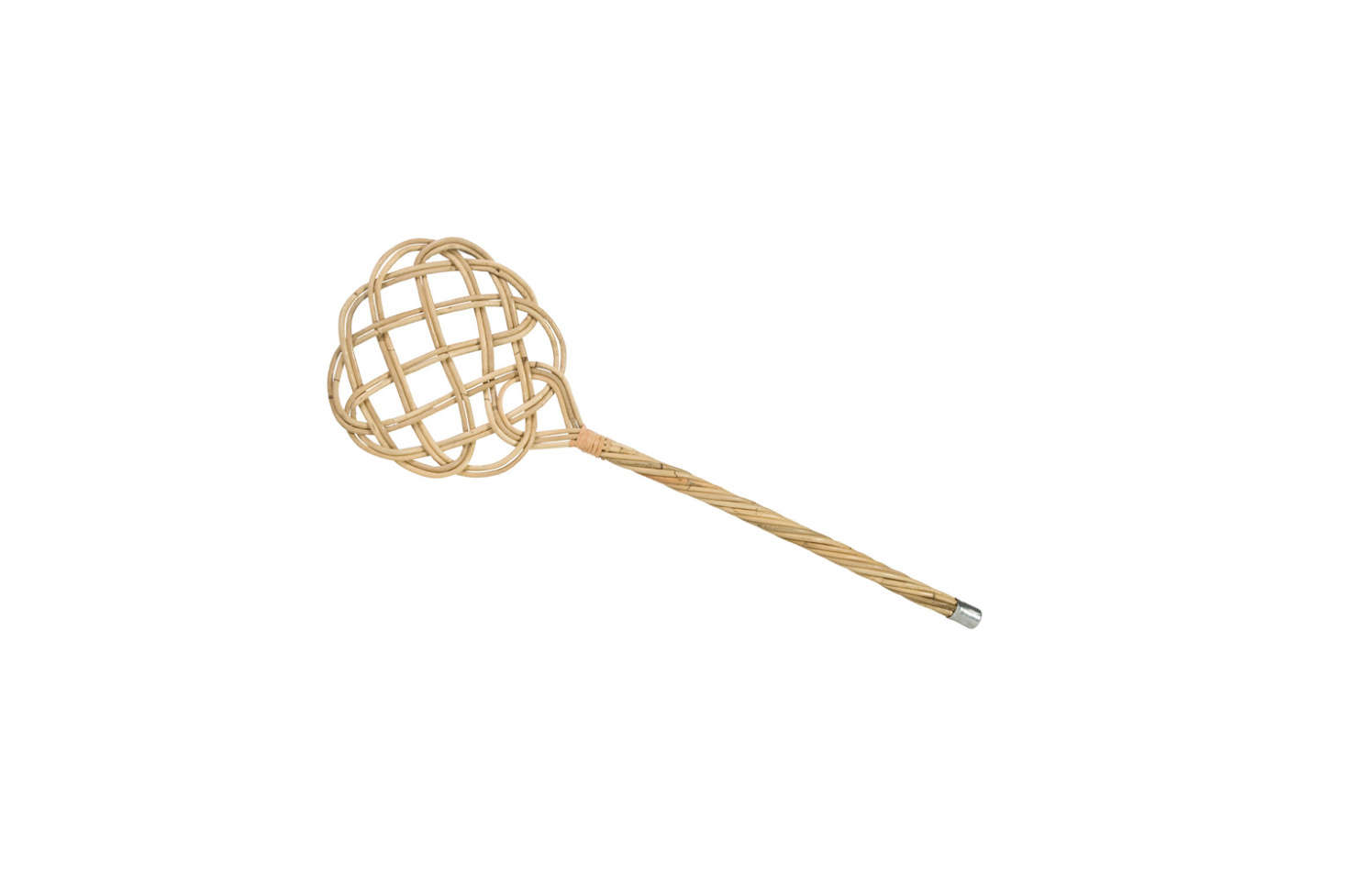 Another winner from Redecker, the Rattan Reed Carpet Beater is the only beautiful way to get dust out of carpets. It's also good for the sofa, for chair cushions, or poufs; $30.99 on Amazon Prime.