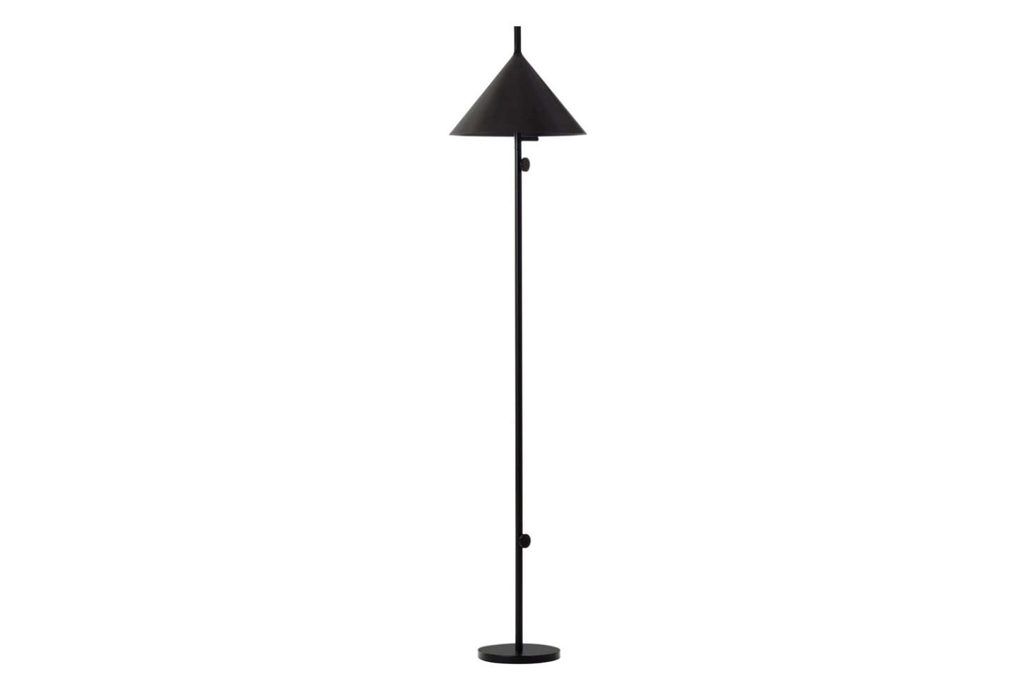 The Wastberg w132 Nendo Floor Lamp is modeled after a desk lamp, designed as a floor model. Made in Sweden from powder coated steel, the lamp is $875 in three colors at Horne.