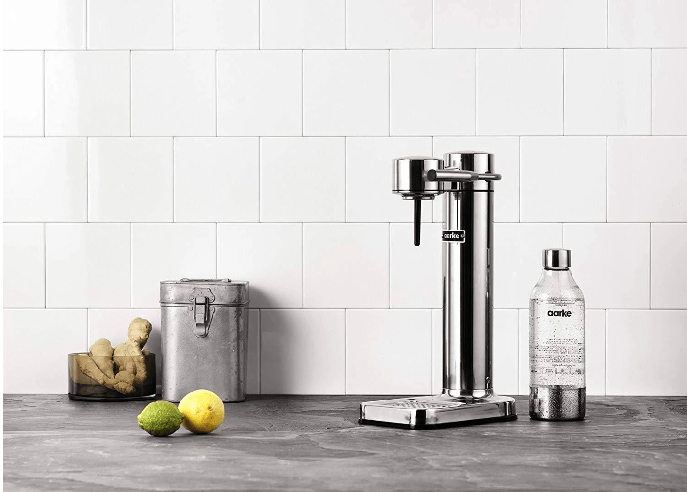 Is It Worth It: The Aarke Countertop Premium Carbonator from Sweden