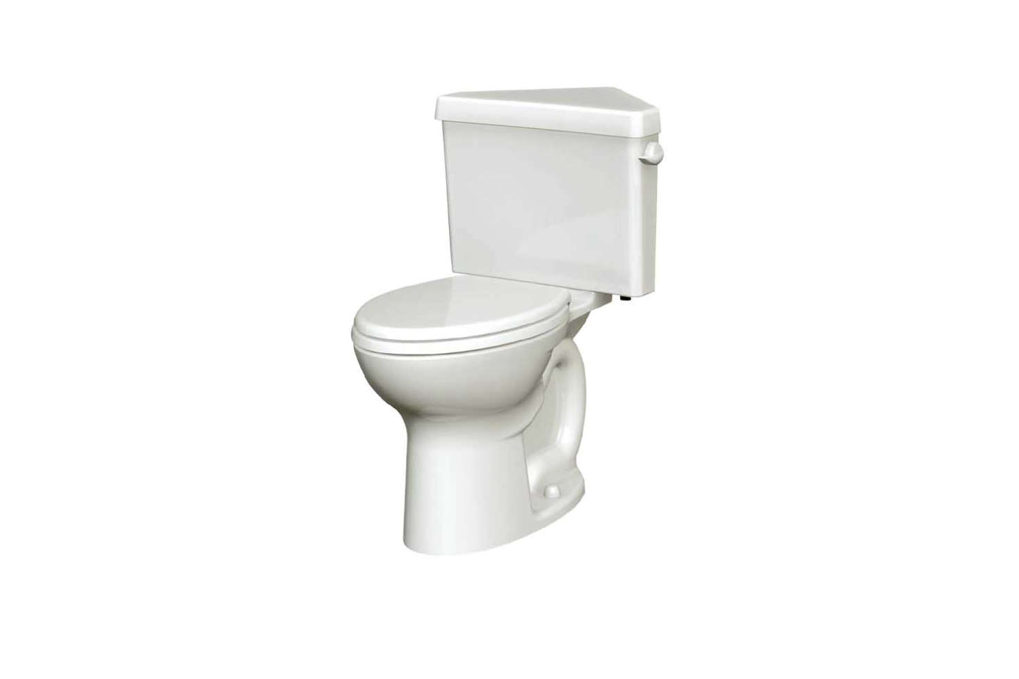 10 Easy Pieces Corner Toilets For Compact Bathrooms