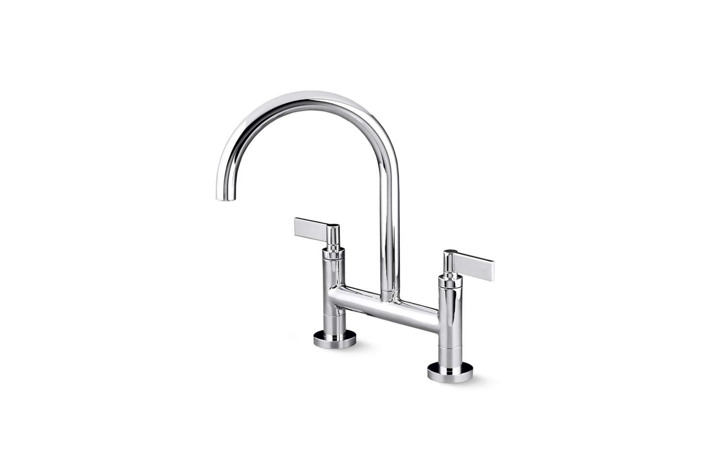 10 Easy Pieces: Modern Bridge Faucets - Remodelista