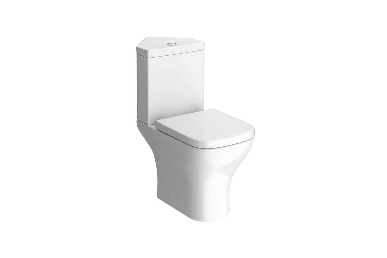 10 Easy Pieces: Corner Toilets for Compact Bathrooms