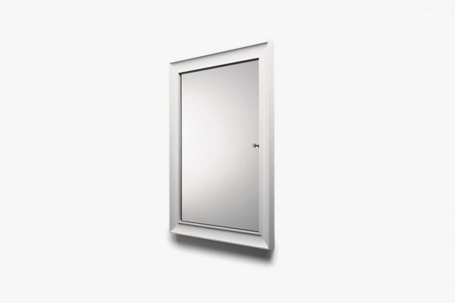 10 Easy Pieces Inset Mirrored Medicine Cabinets Remodelista