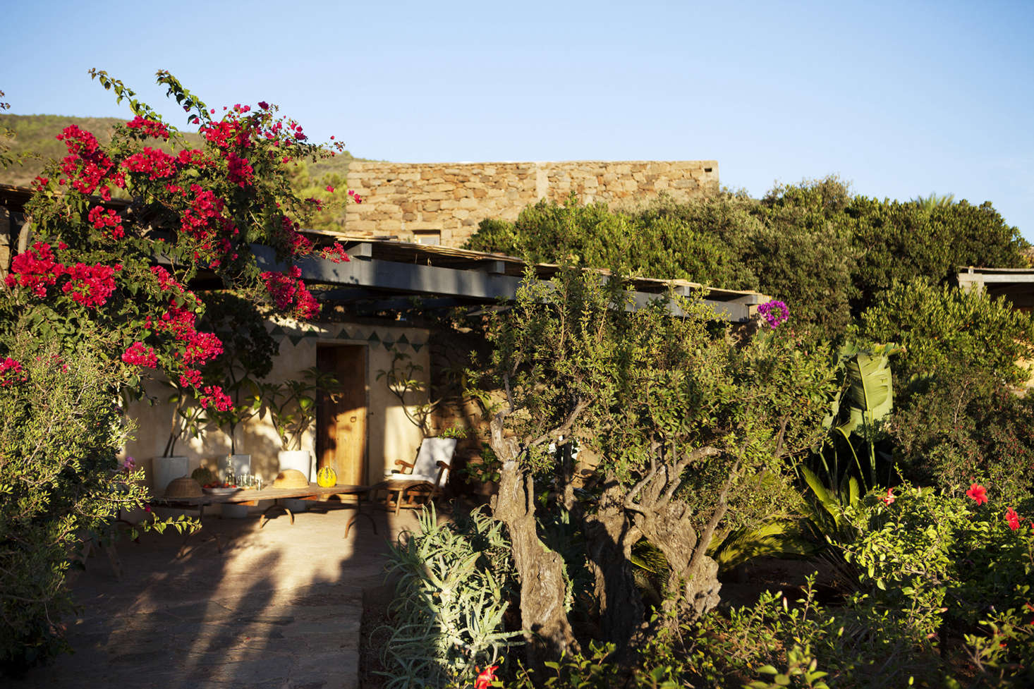 Vacation Dreaming: Elegant Simplicity on the Italian Island of Pantelleria