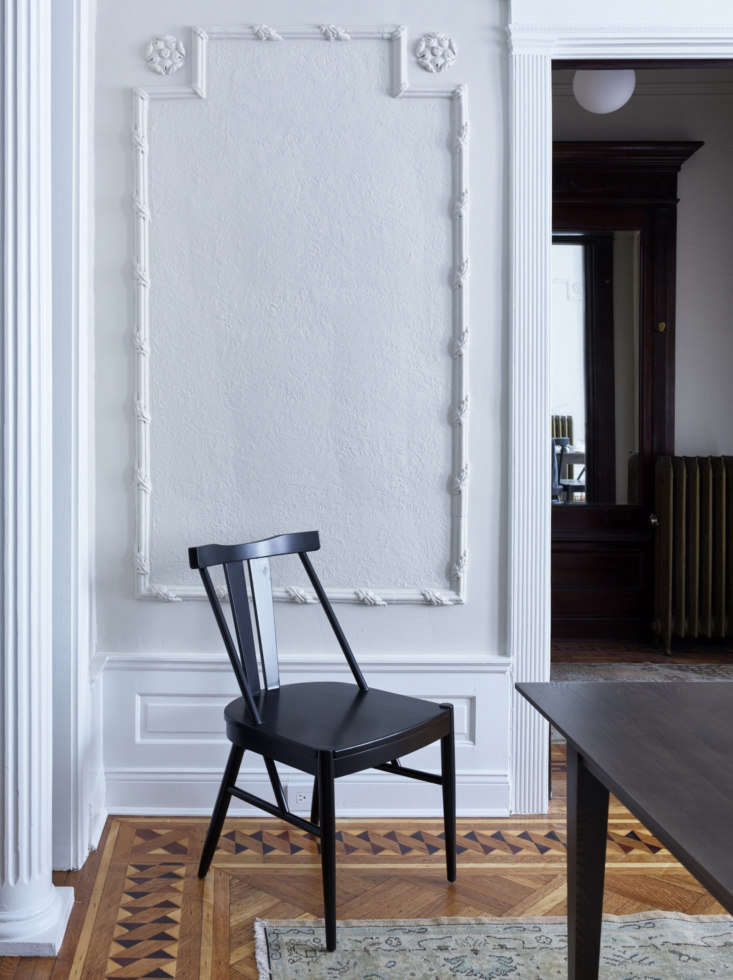 Dining Room in Brooklyn Brownstone by Arthur's, Photo by James John Jetel
