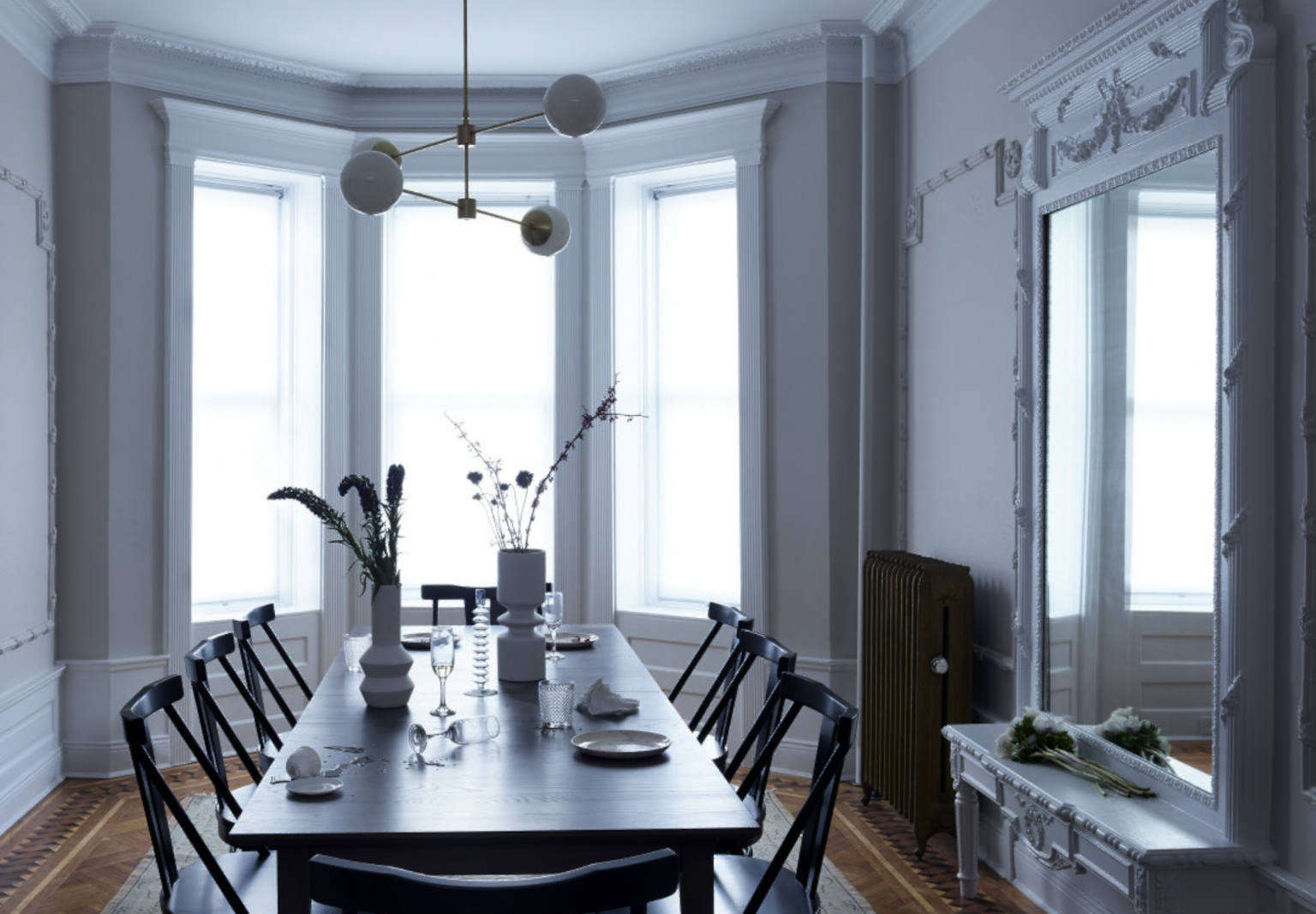 Plot Twist An 1899 Brooklyn Brownstone Re Staged By A Designer On The Rise Remodelista